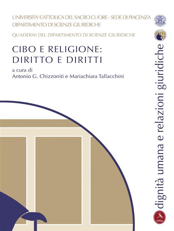 Cibo e religione: diritto e diritti