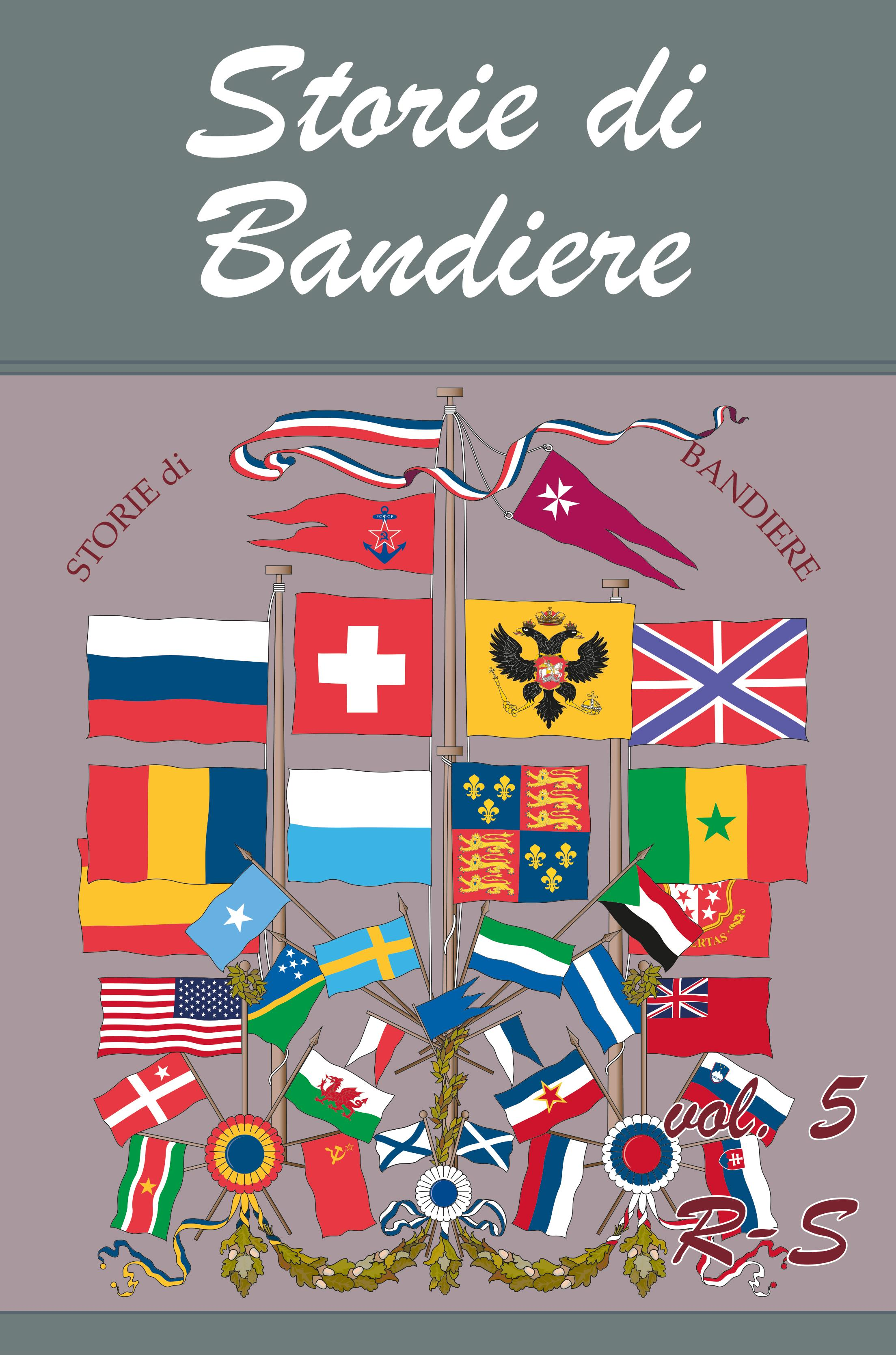 Storie di Bandiere vol. 5 R-S