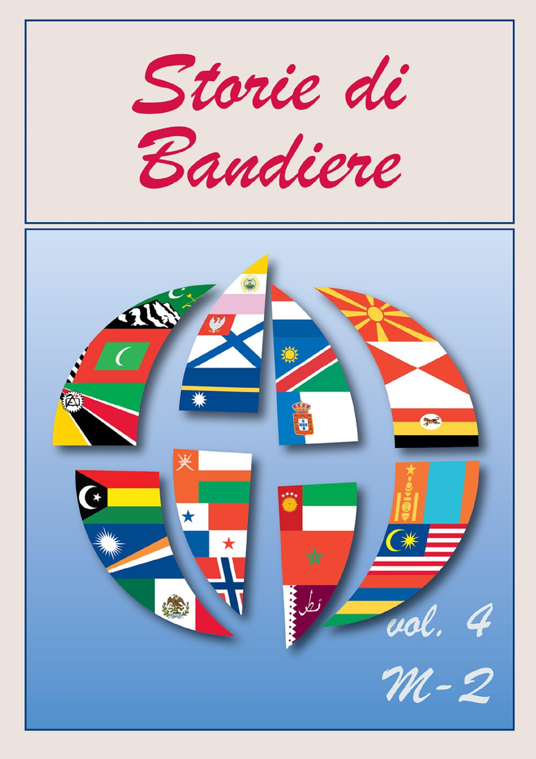 Storie di Bandiere vol. 4 M-Q