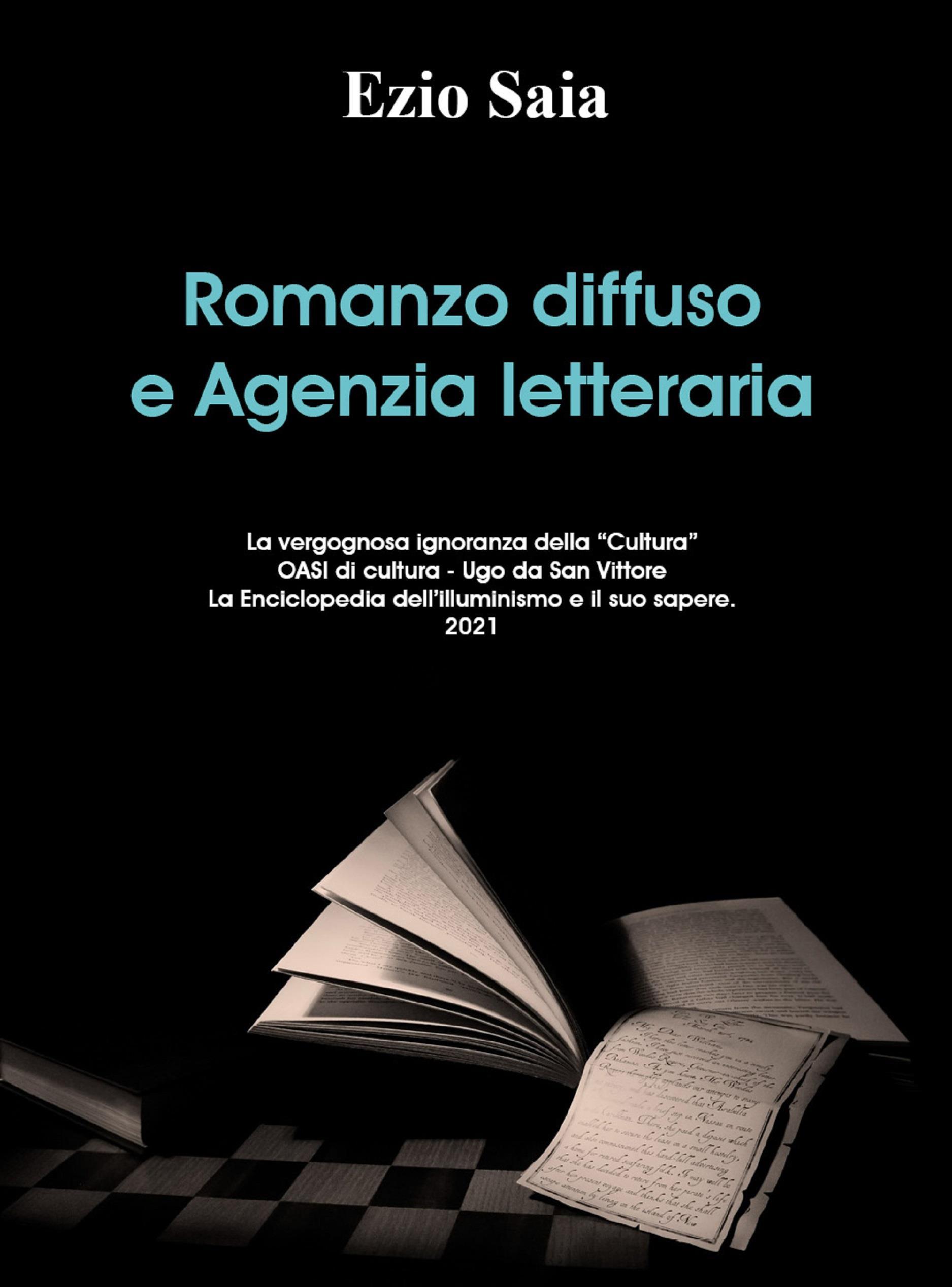 Romanzo diffuso e agenzie letterarie
