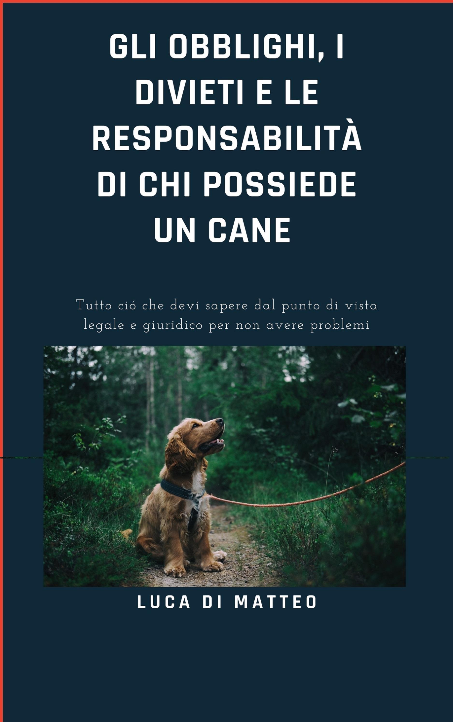 Gli obblighi, i divieti e le responsabilità di chi possiede un cane