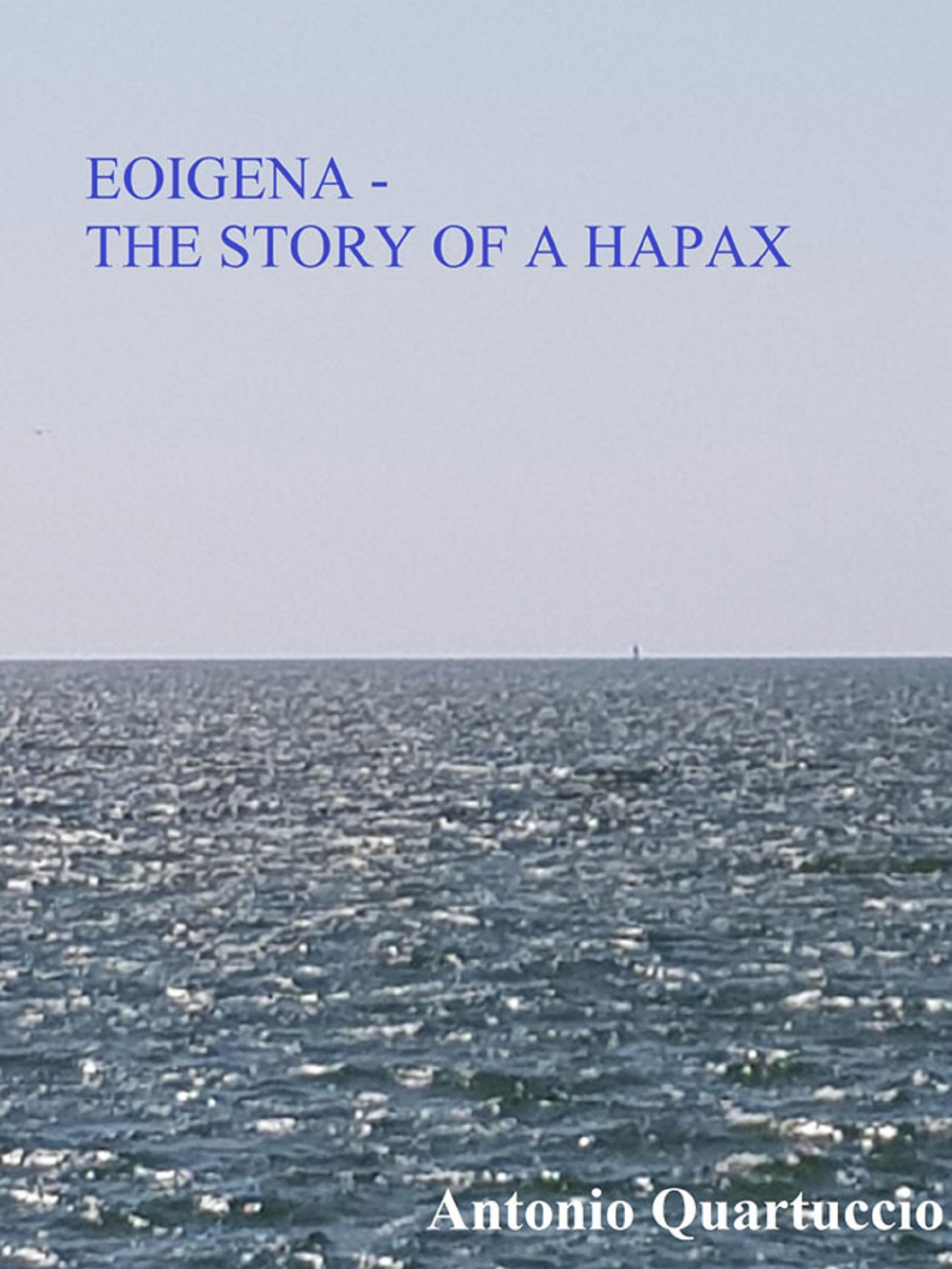 EOIGENA - The story of a Hapax