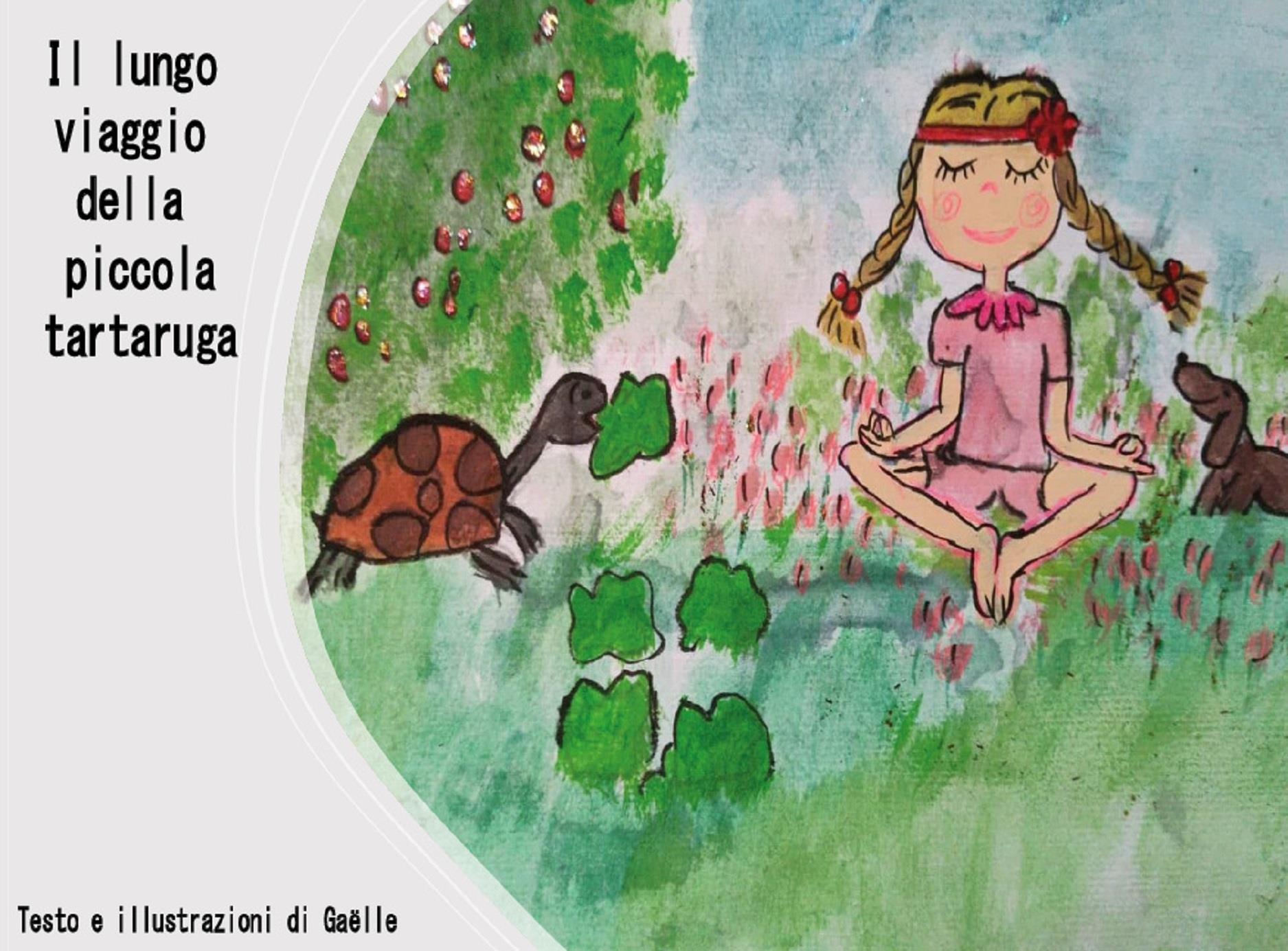 Il lungo viaggio della piccola tartaruga