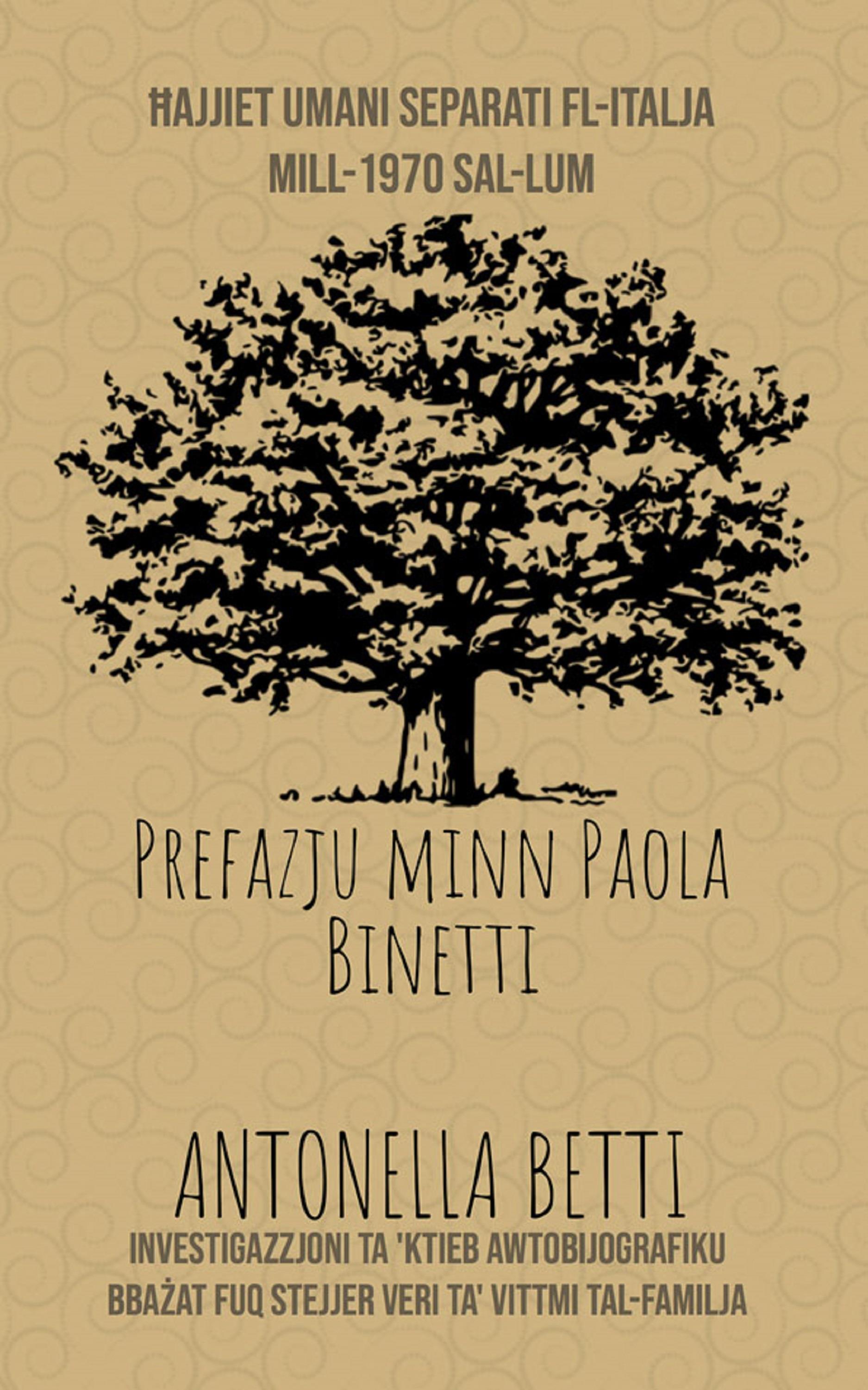 Ħajja maqsuma fl-Italja mis-snin 70 sal-lum