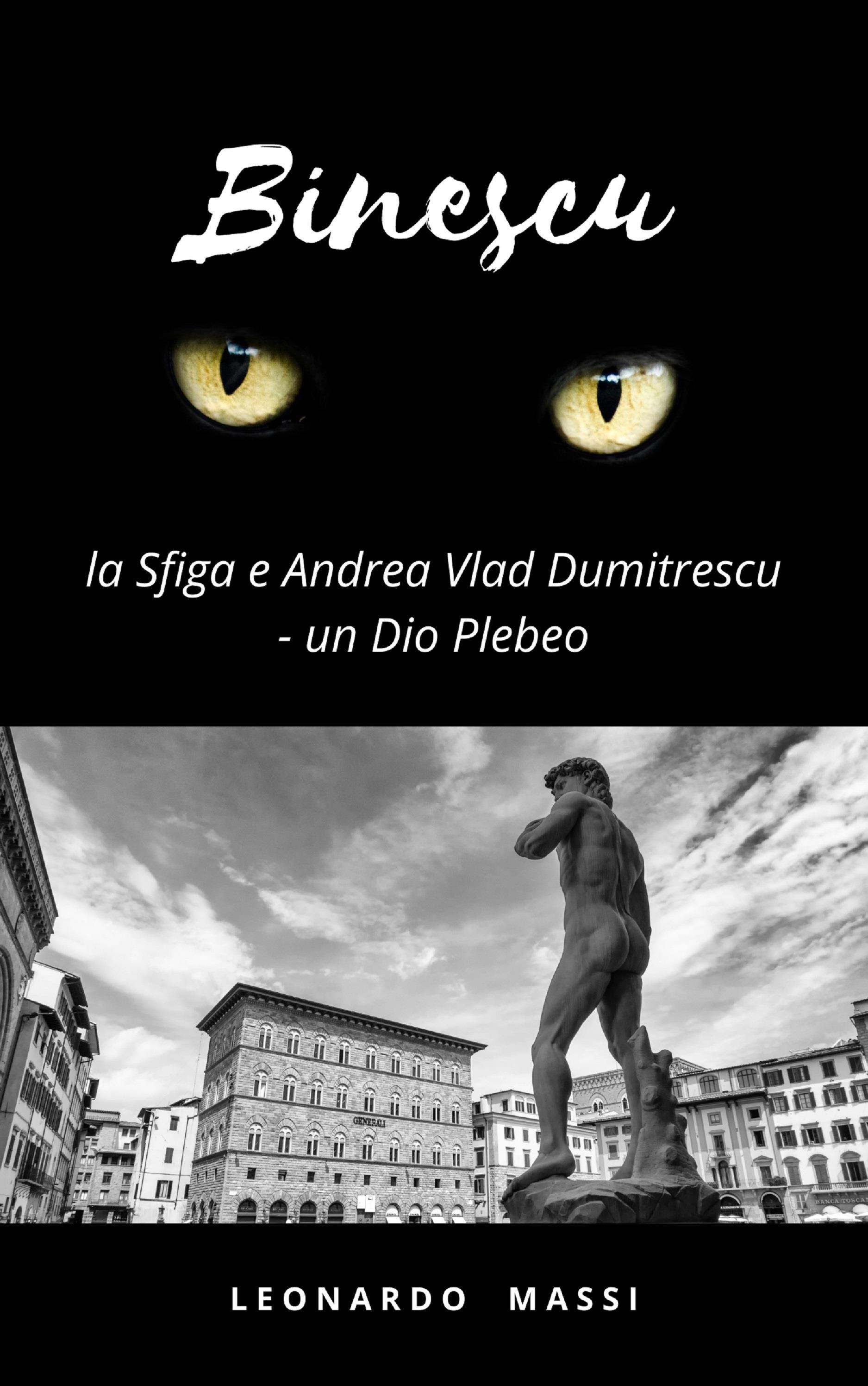 Binescu, la Sfiga e Andrea Vlad Dumitrescu