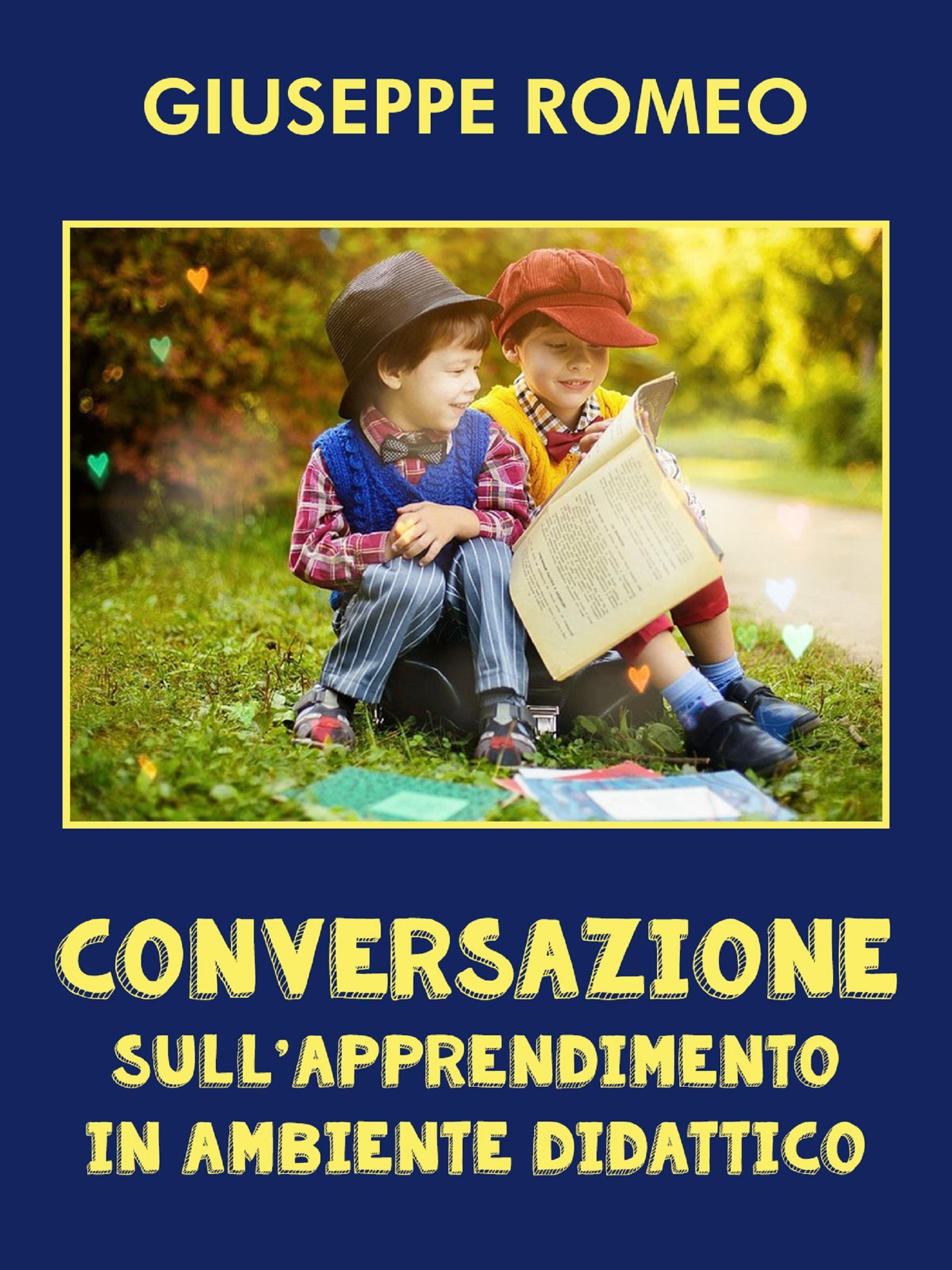 Conversazione sull'apprendimento in ambiente didattico