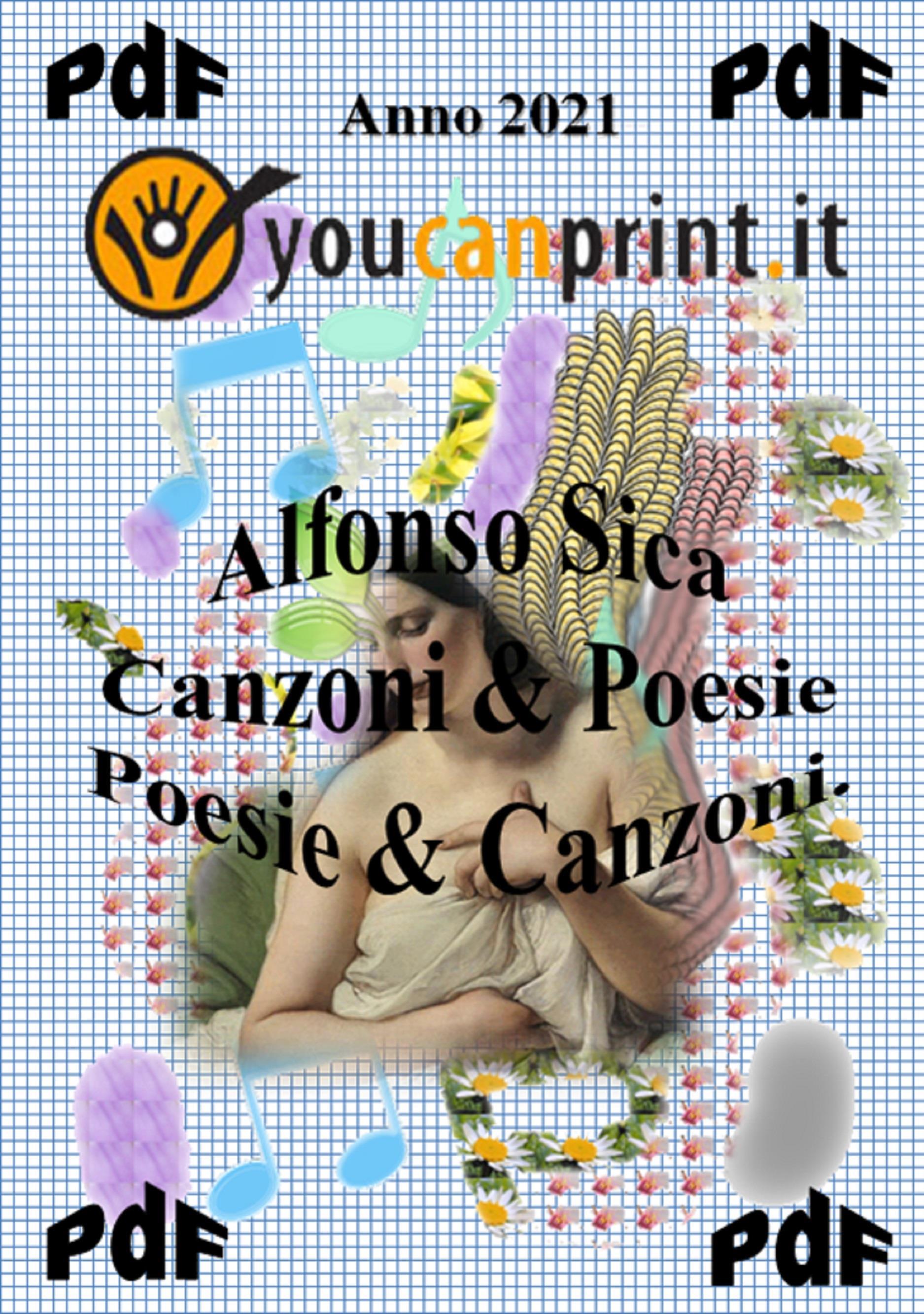 Canzoni & Poesie Poesie & Canzoni. & Favole Ispirate da Jean De La Fontaine.