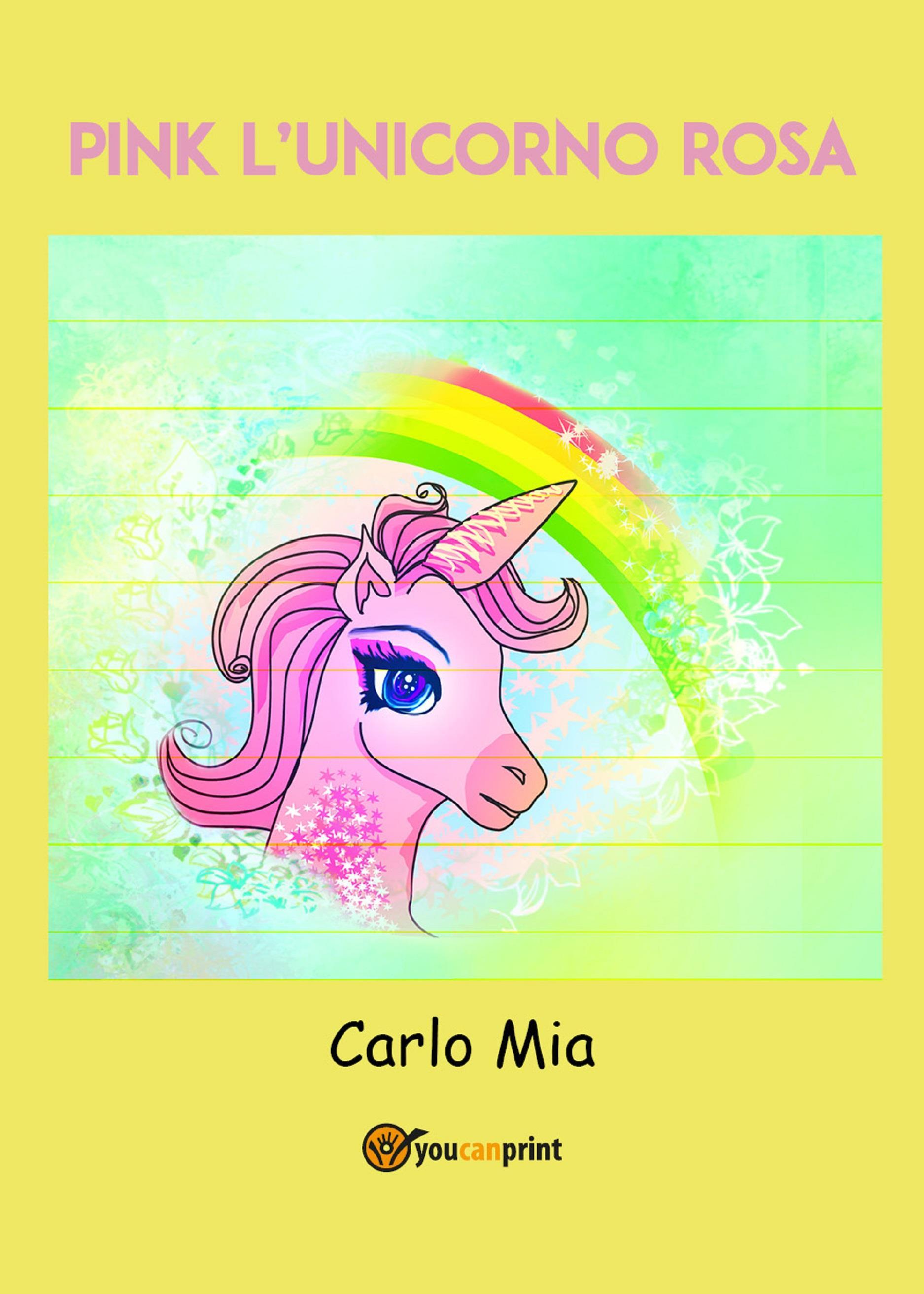 PINK l'unicorno rosa