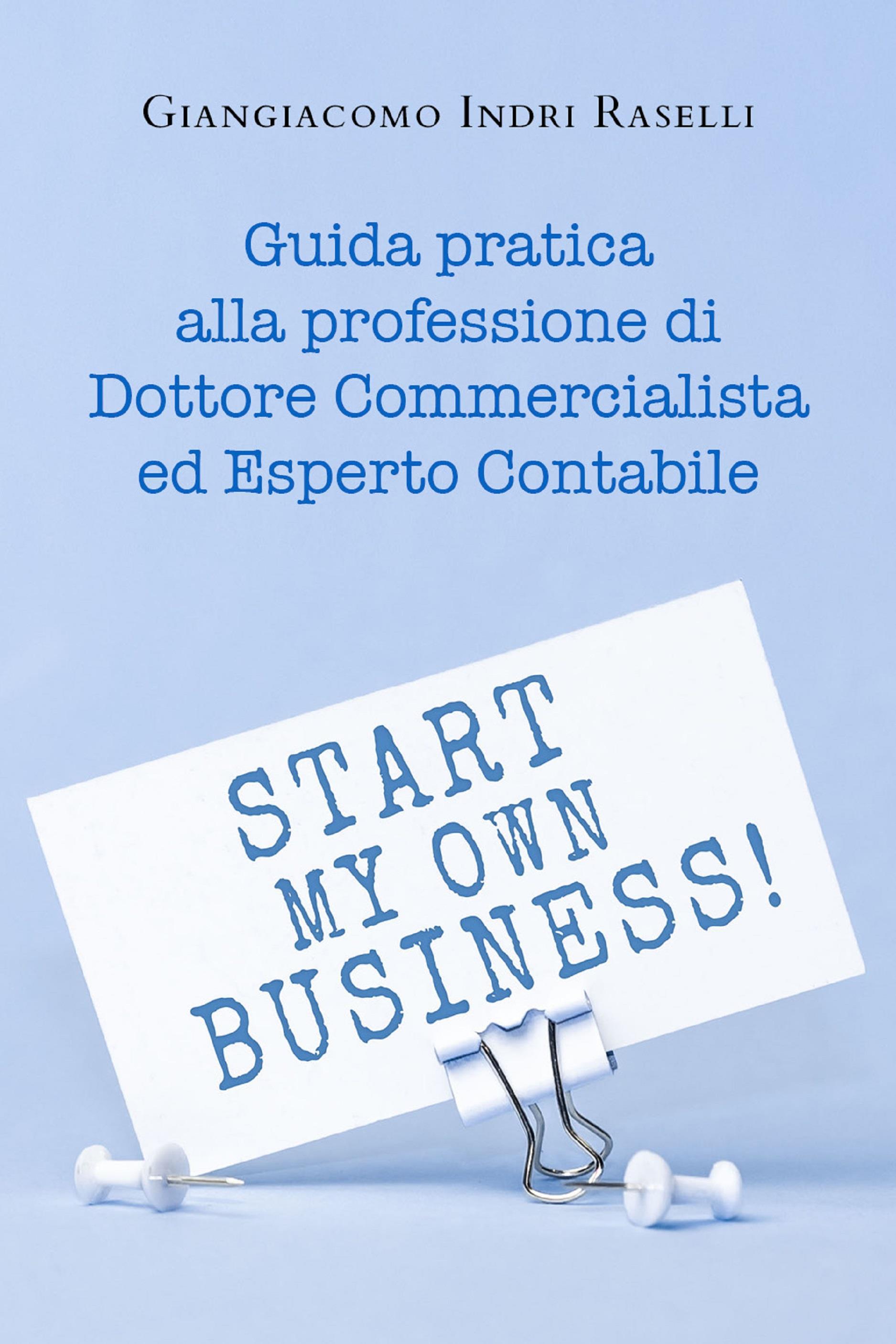 Guida pratica alla professione di Dottore Commercialista ed Esperto Contabile