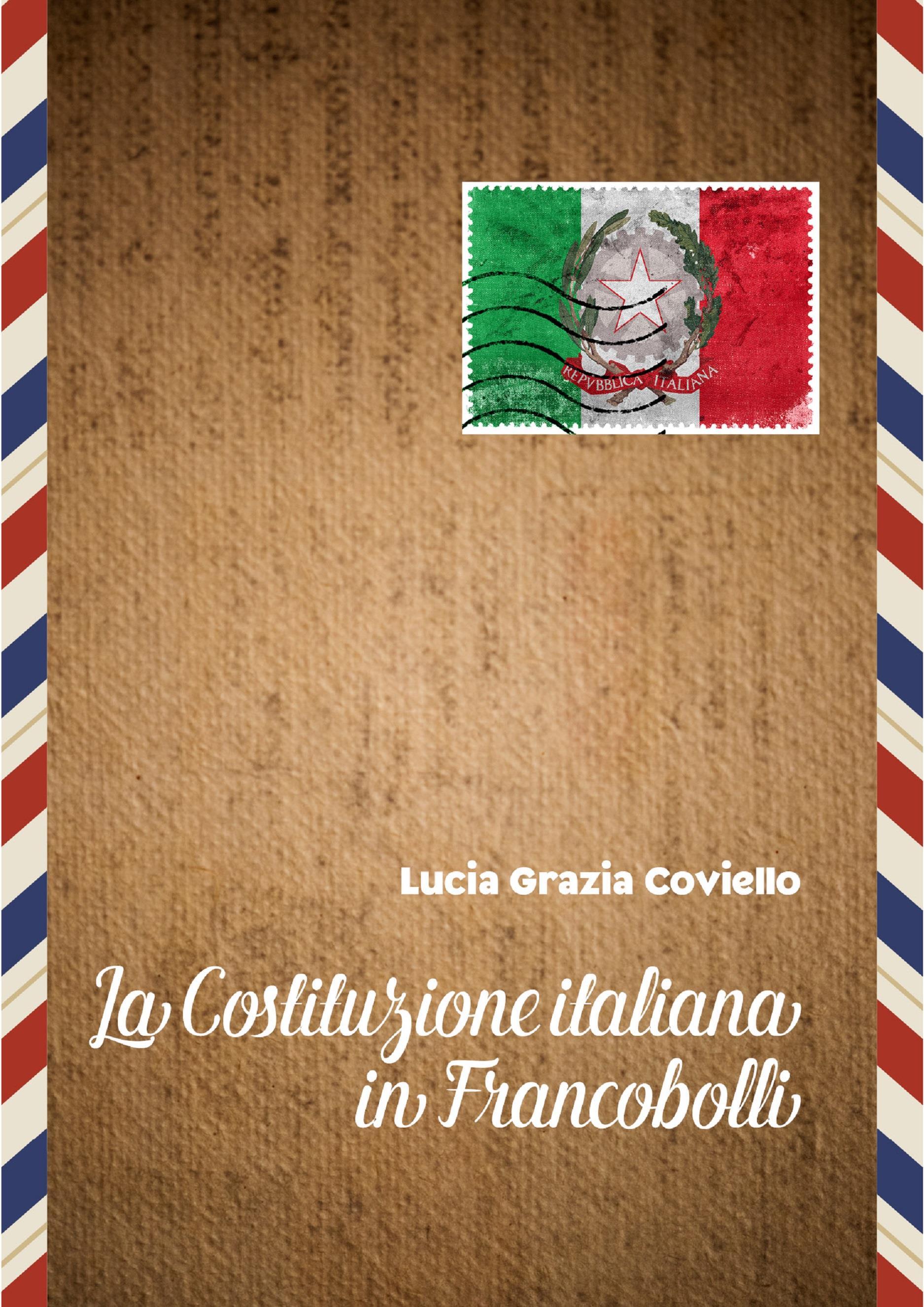 La Costituzione italiana in francobolli