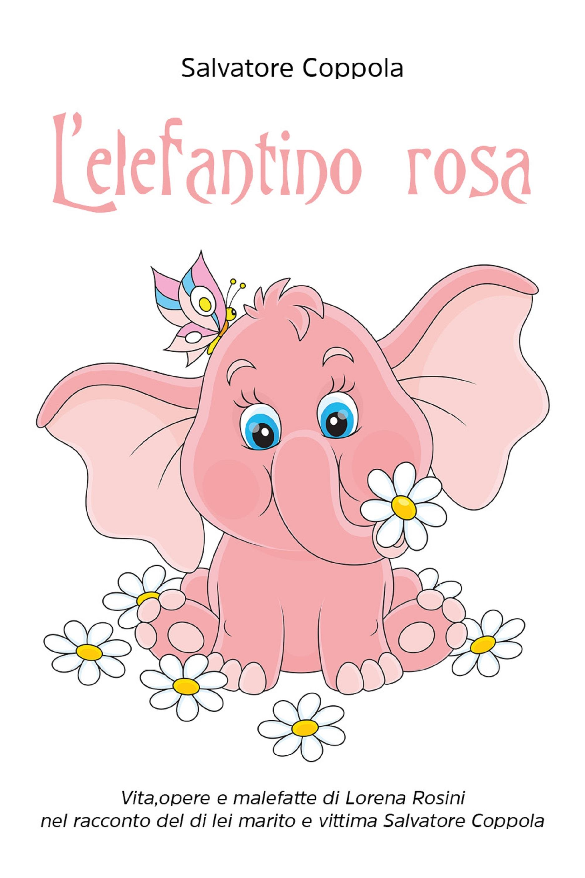 L'elefantino rosa