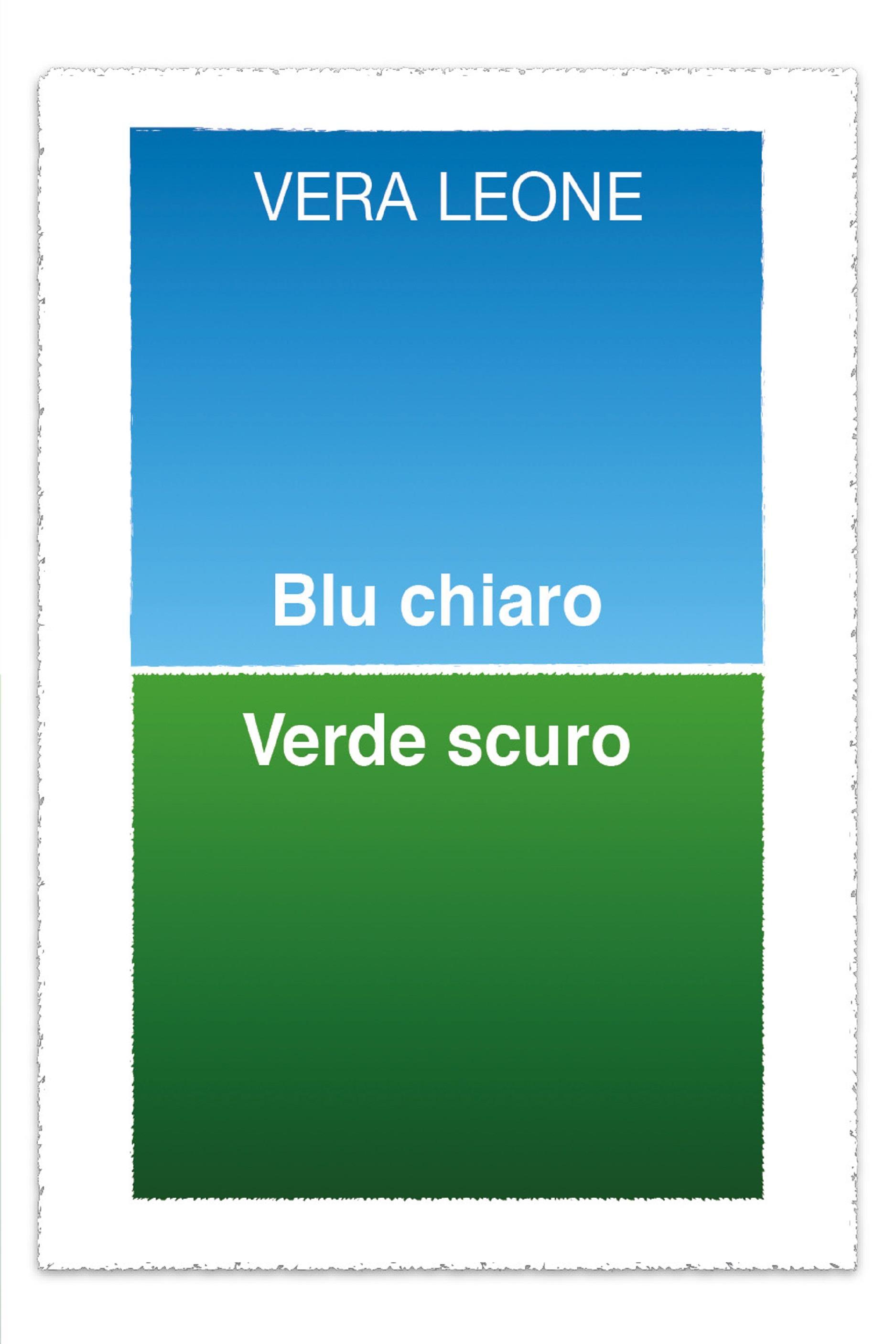 Blu chiaro Verde scuro