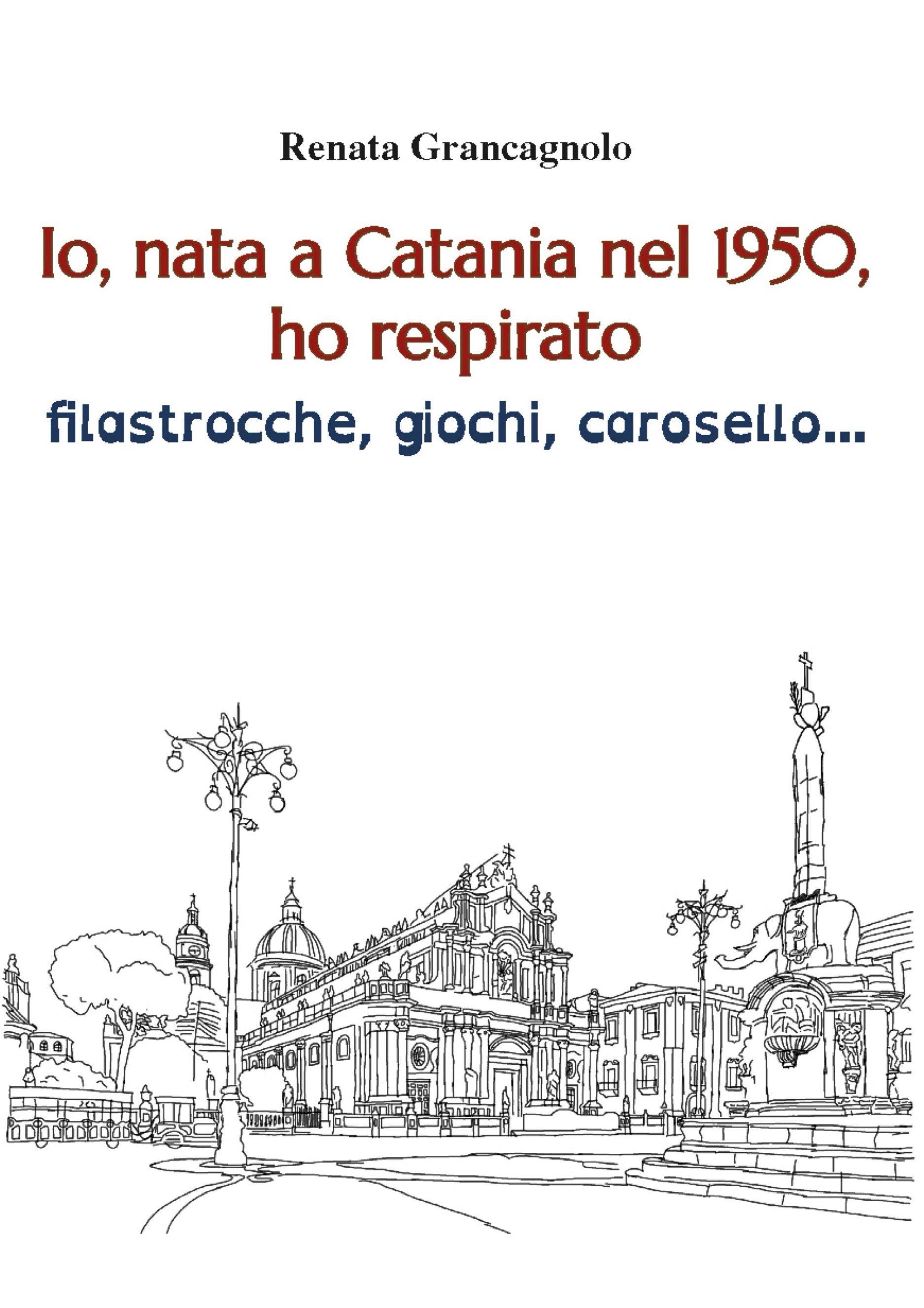 Io, nata a Catania nel 1950,