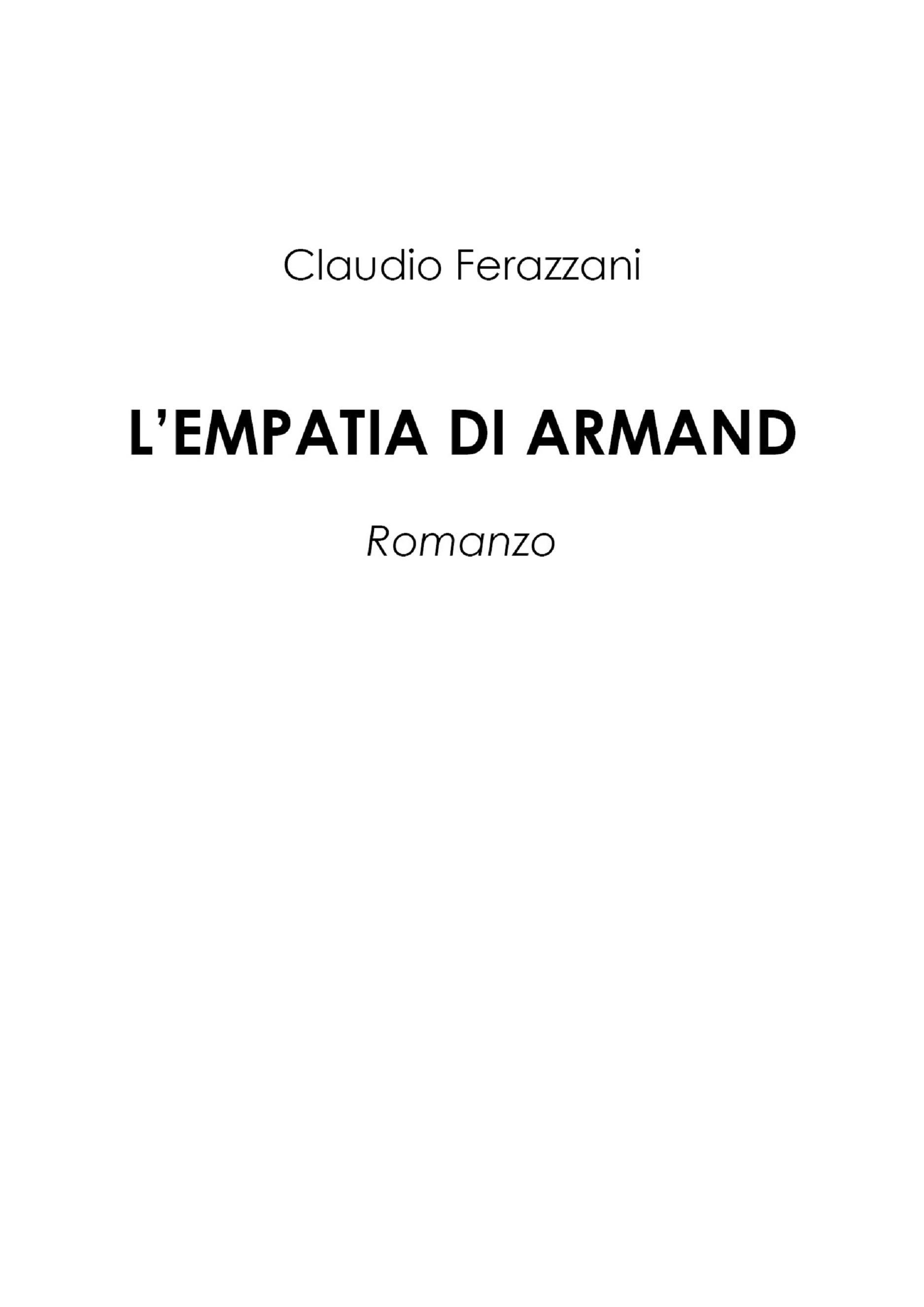 L'empatia di Armand