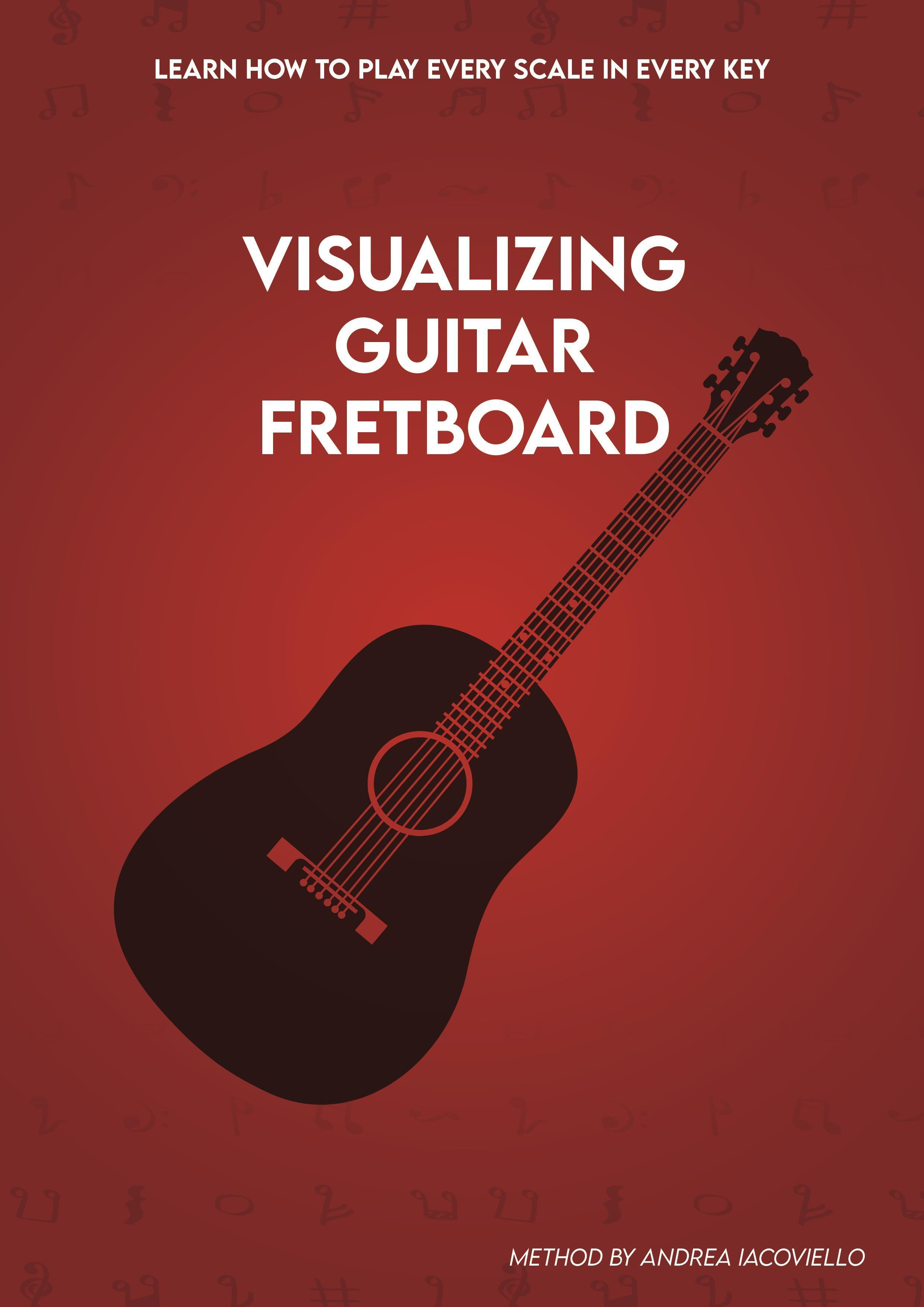 Visualizing Guitar Fretboard