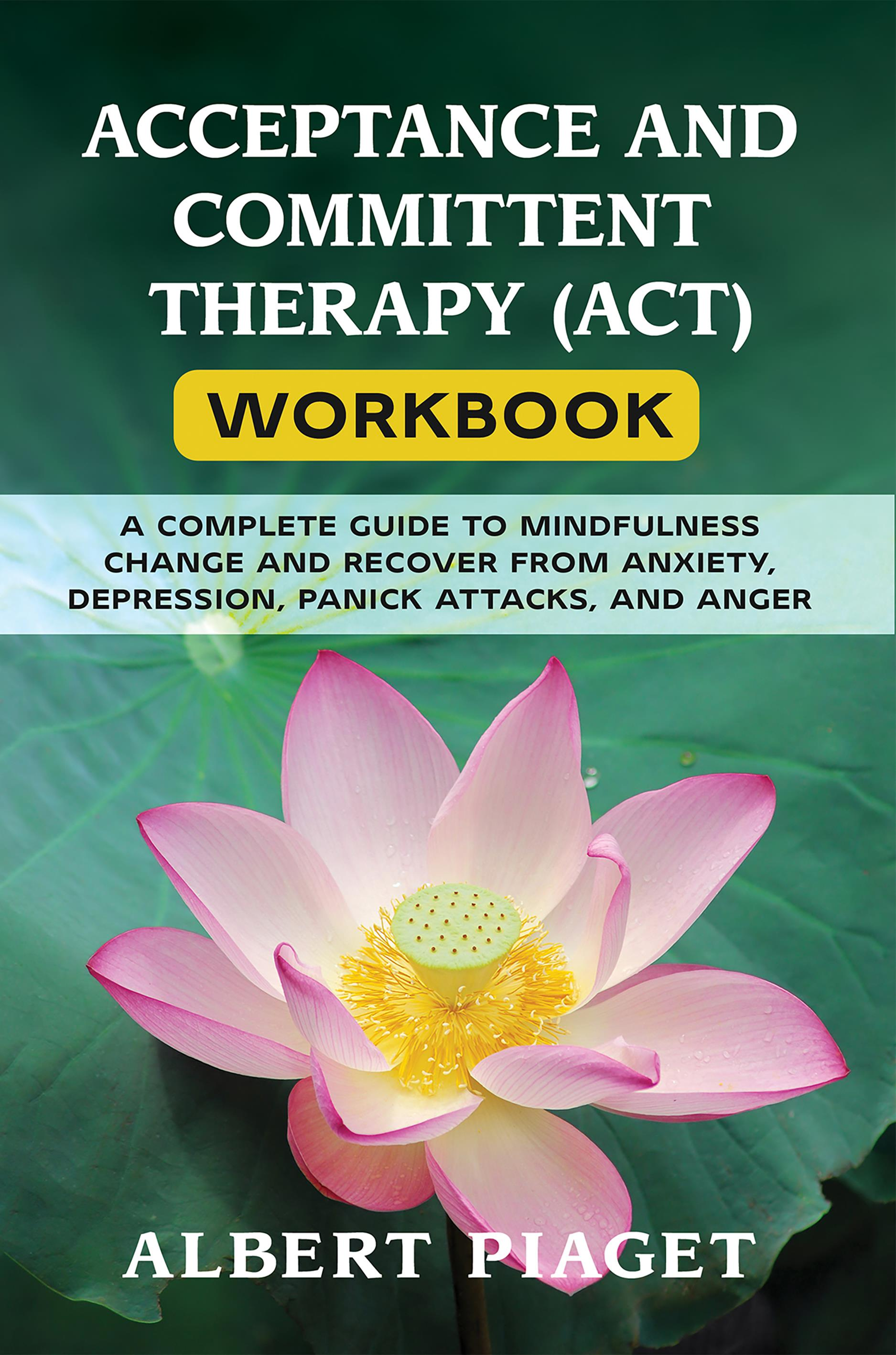 Acceptance and committent therapy (act) workbook