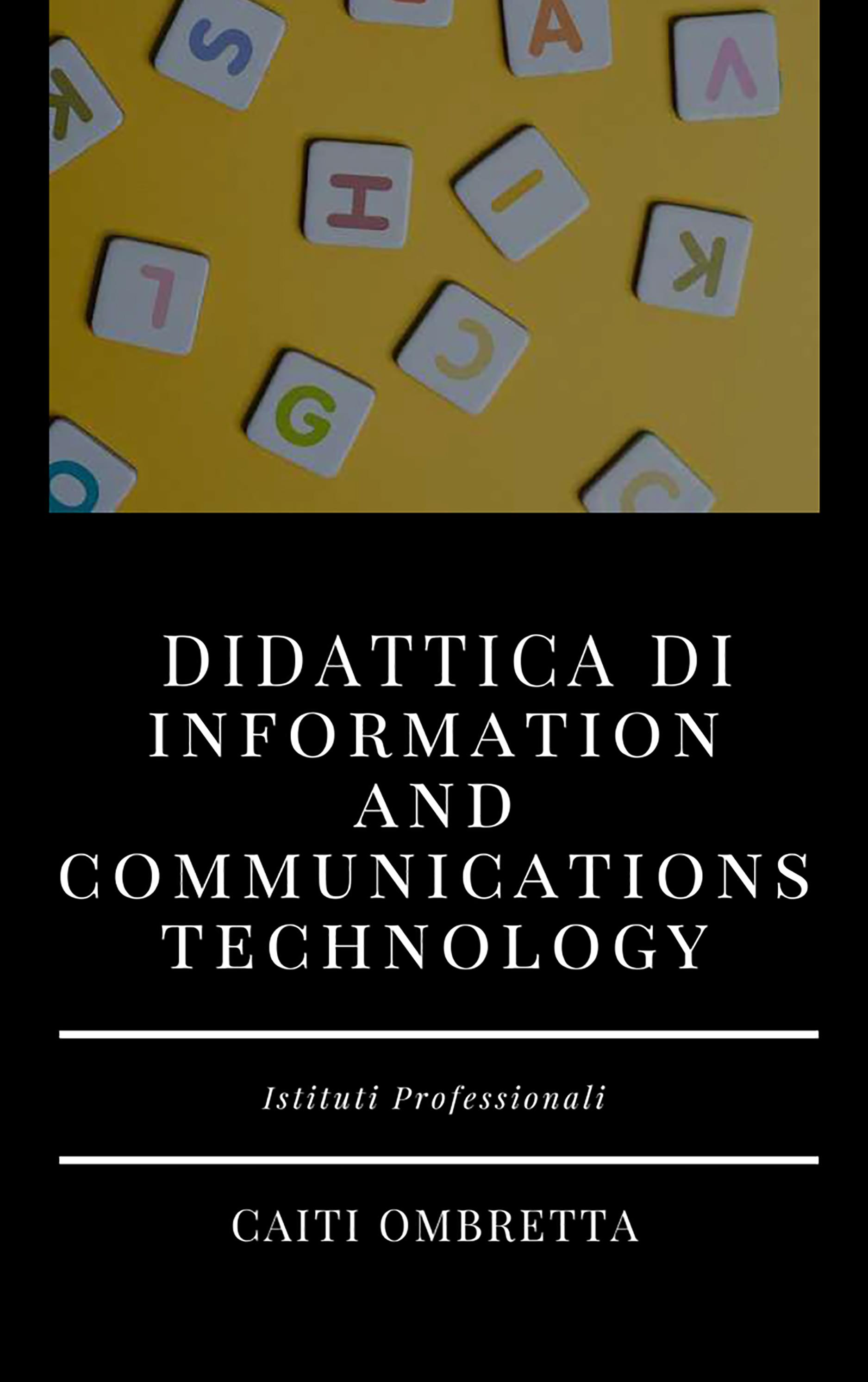 Didattica di Information and communications technology