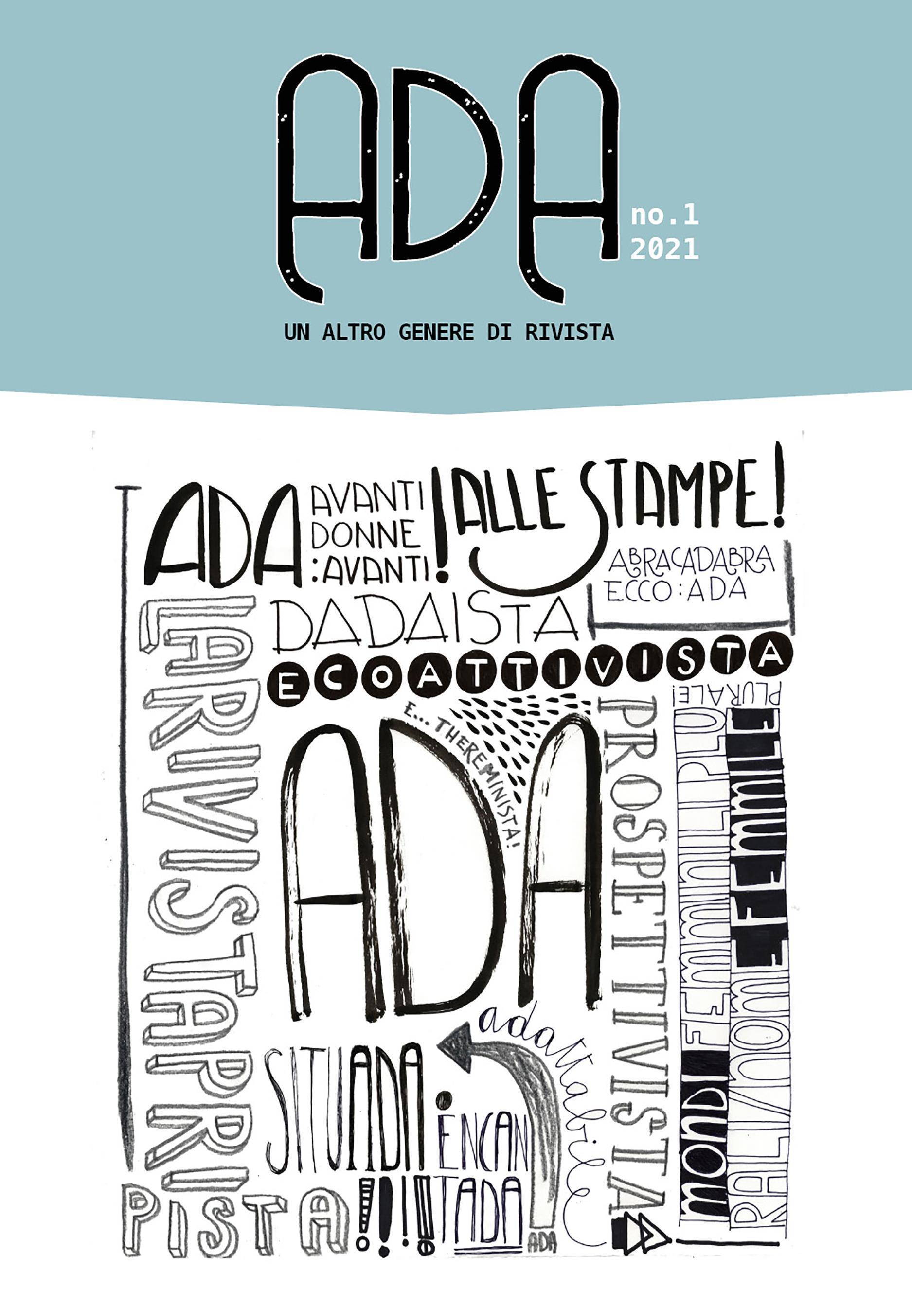 ADA. Un altro genere di rivista