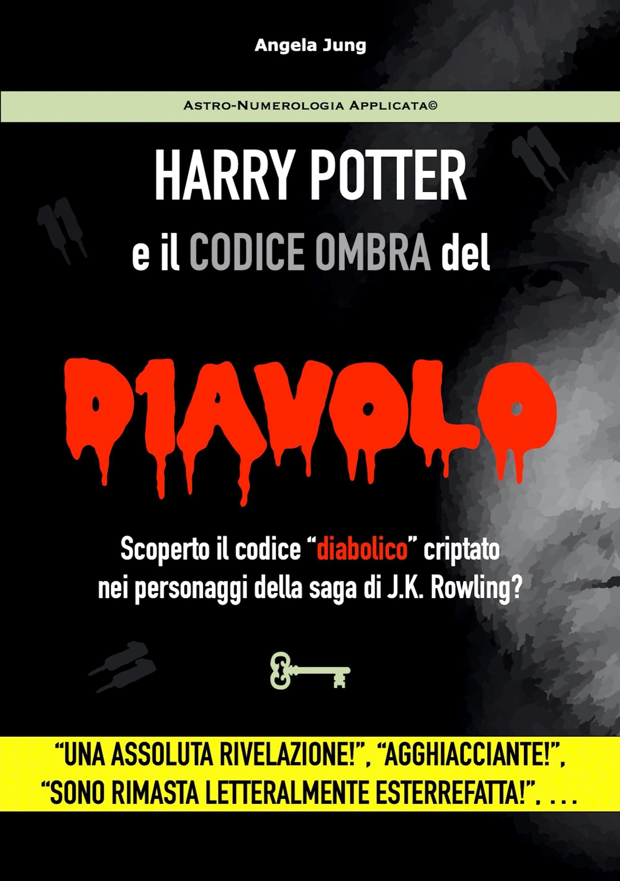 """Harry Potter il Codice Ombra del Diavolo - Scoperto il codice """"diabolico"""" criptato nei personaggi della saga di J.K. Rowling?"""