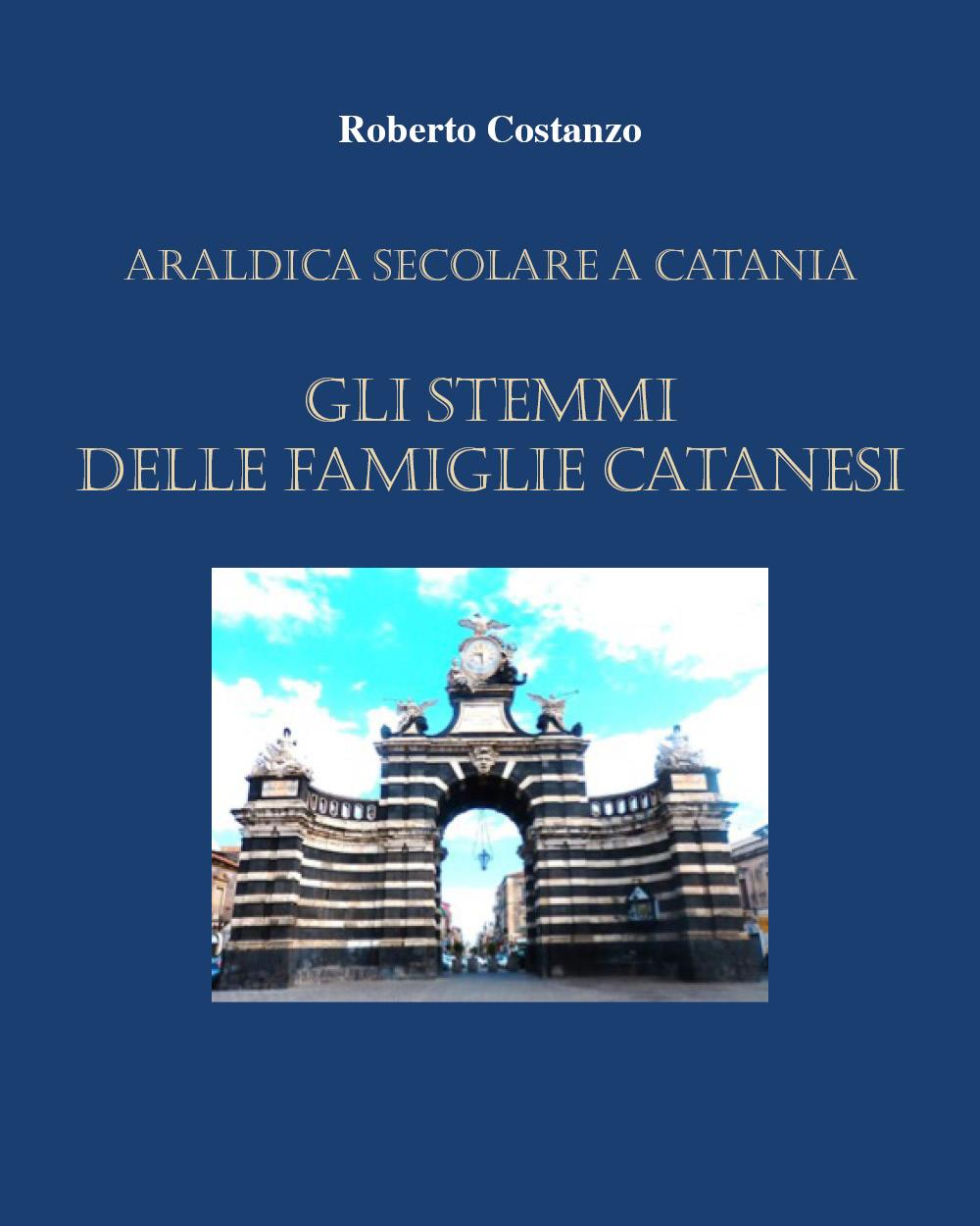 Manda araldica a Catania