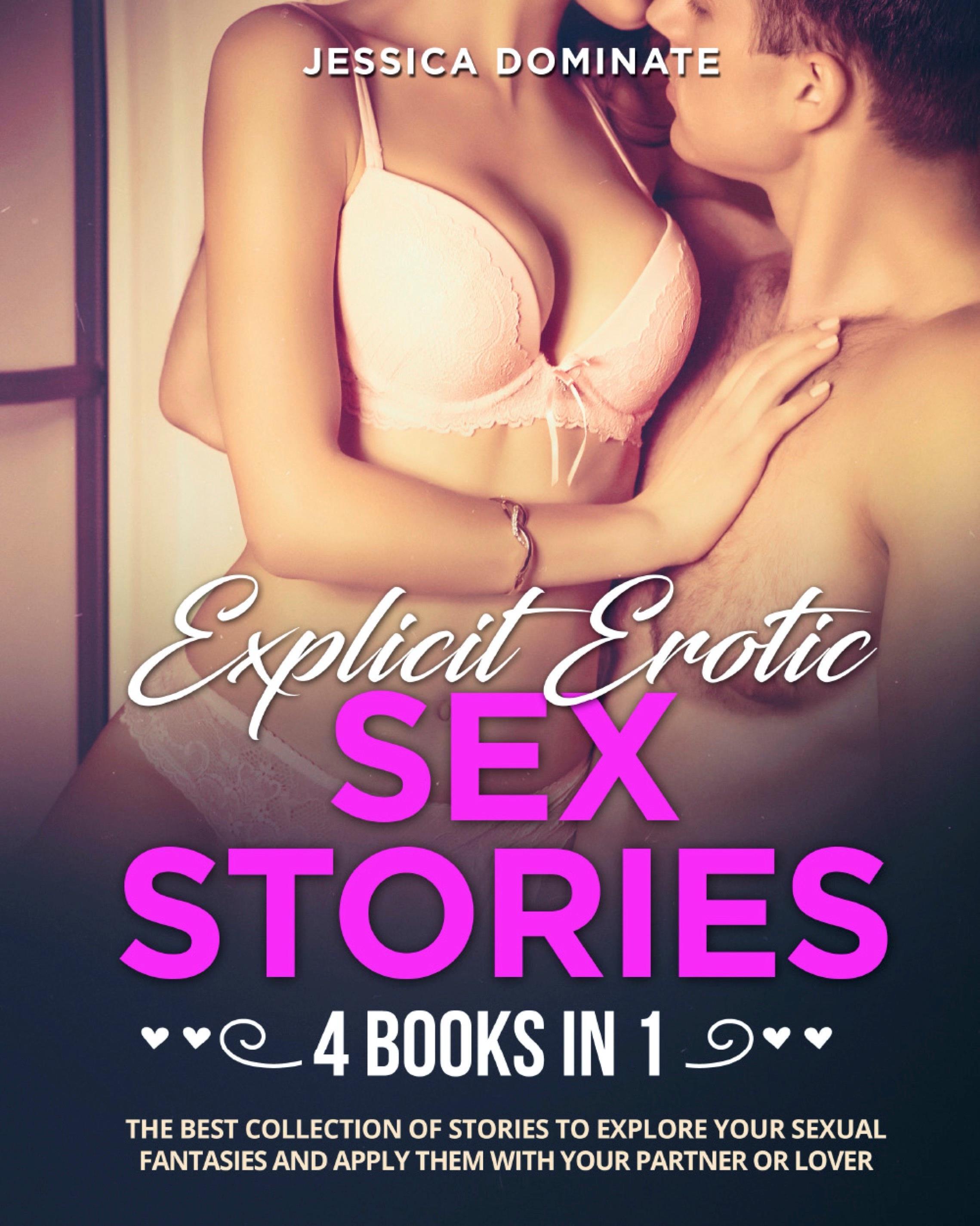 Explicit Erotic Sex Stories (4 Books in 1)