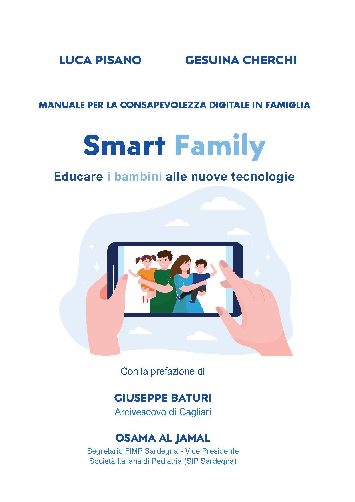 Manuale per la consapevolezza digitale in famiglia.
