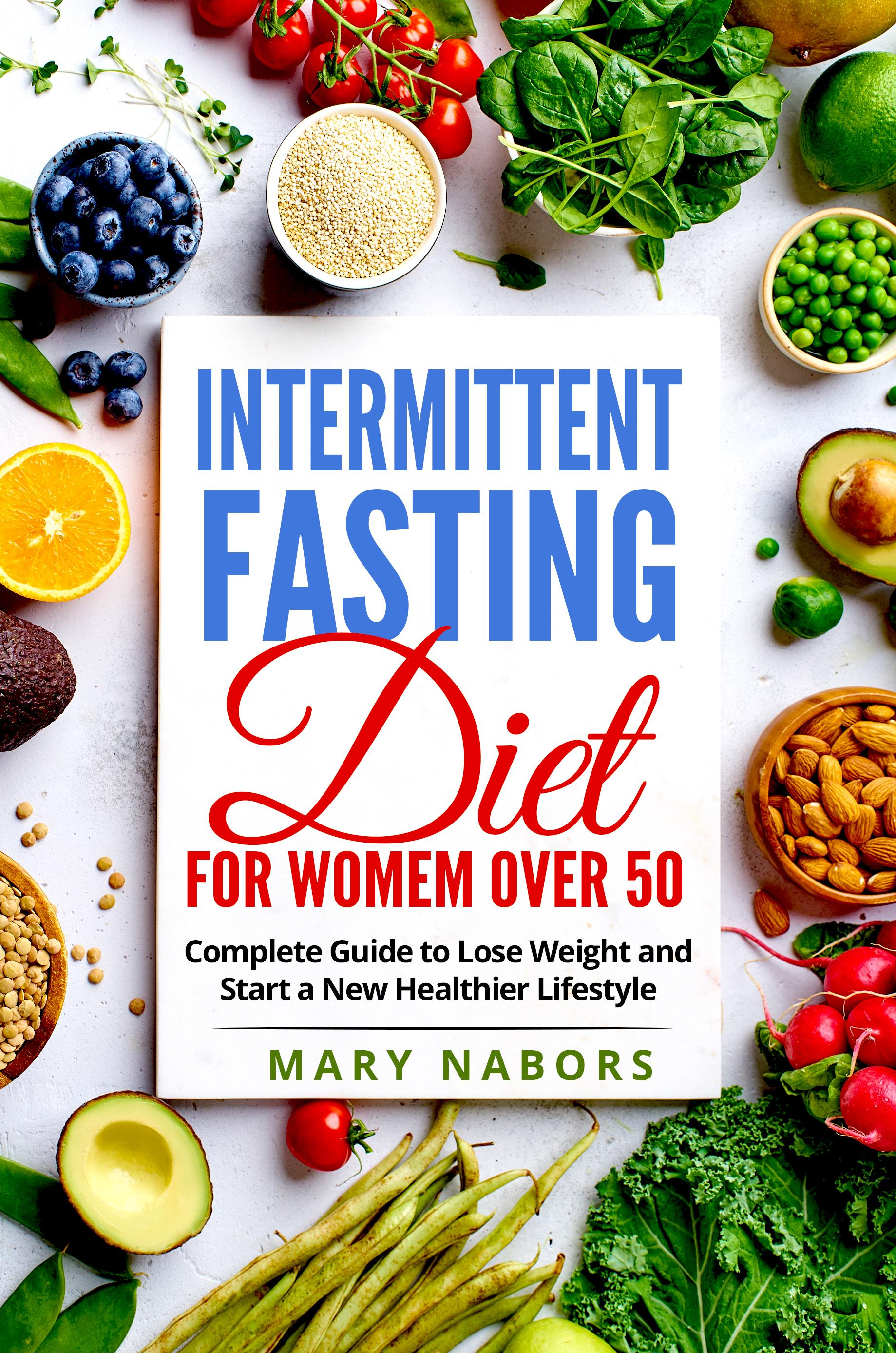 Intermittent fasting diet for women over 50