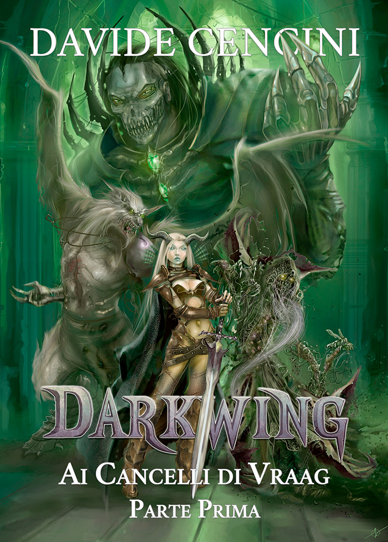Darkwing vol. 4 - Ai Cancelli di Vraag Parte Prima
