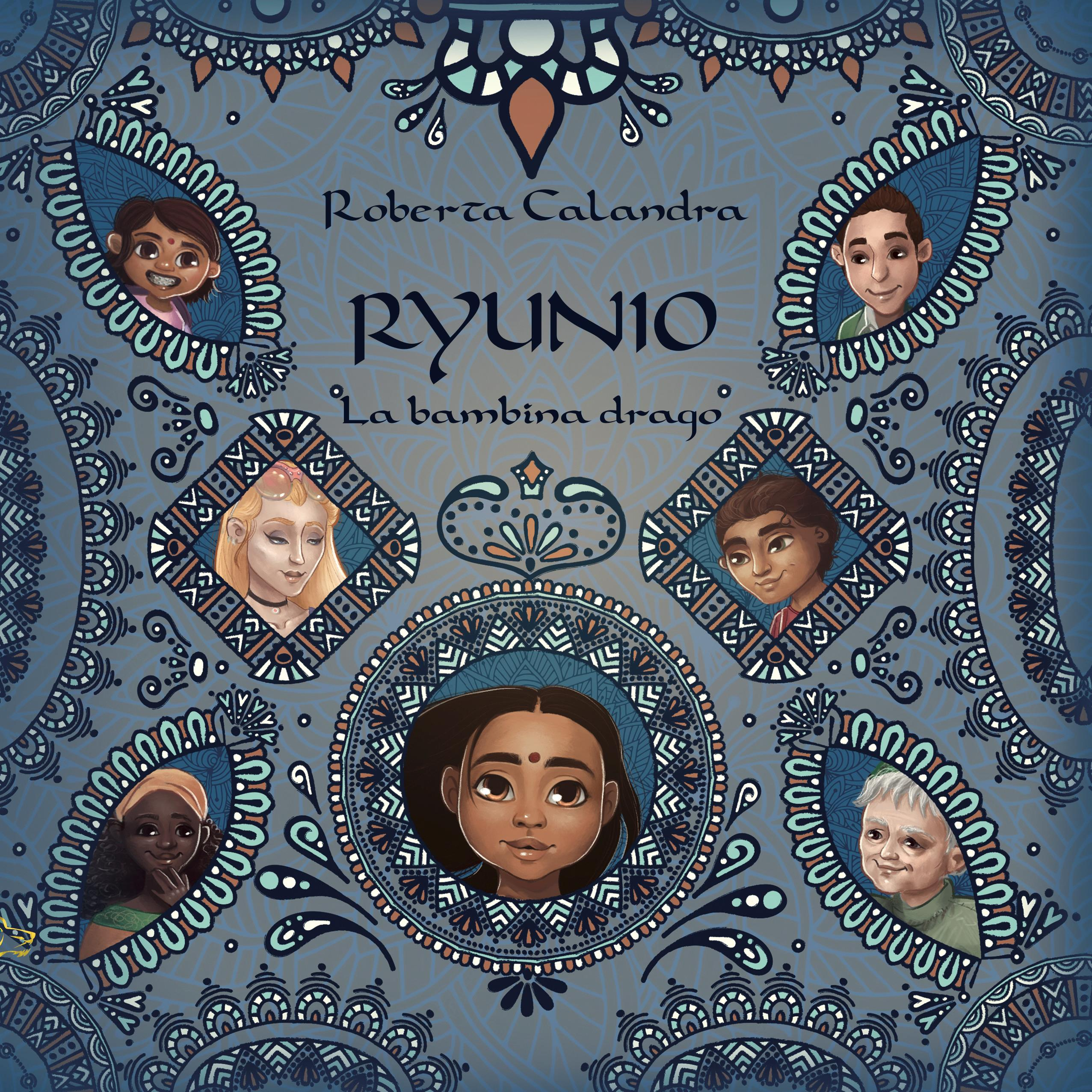 RYUNIO - La bambina drago