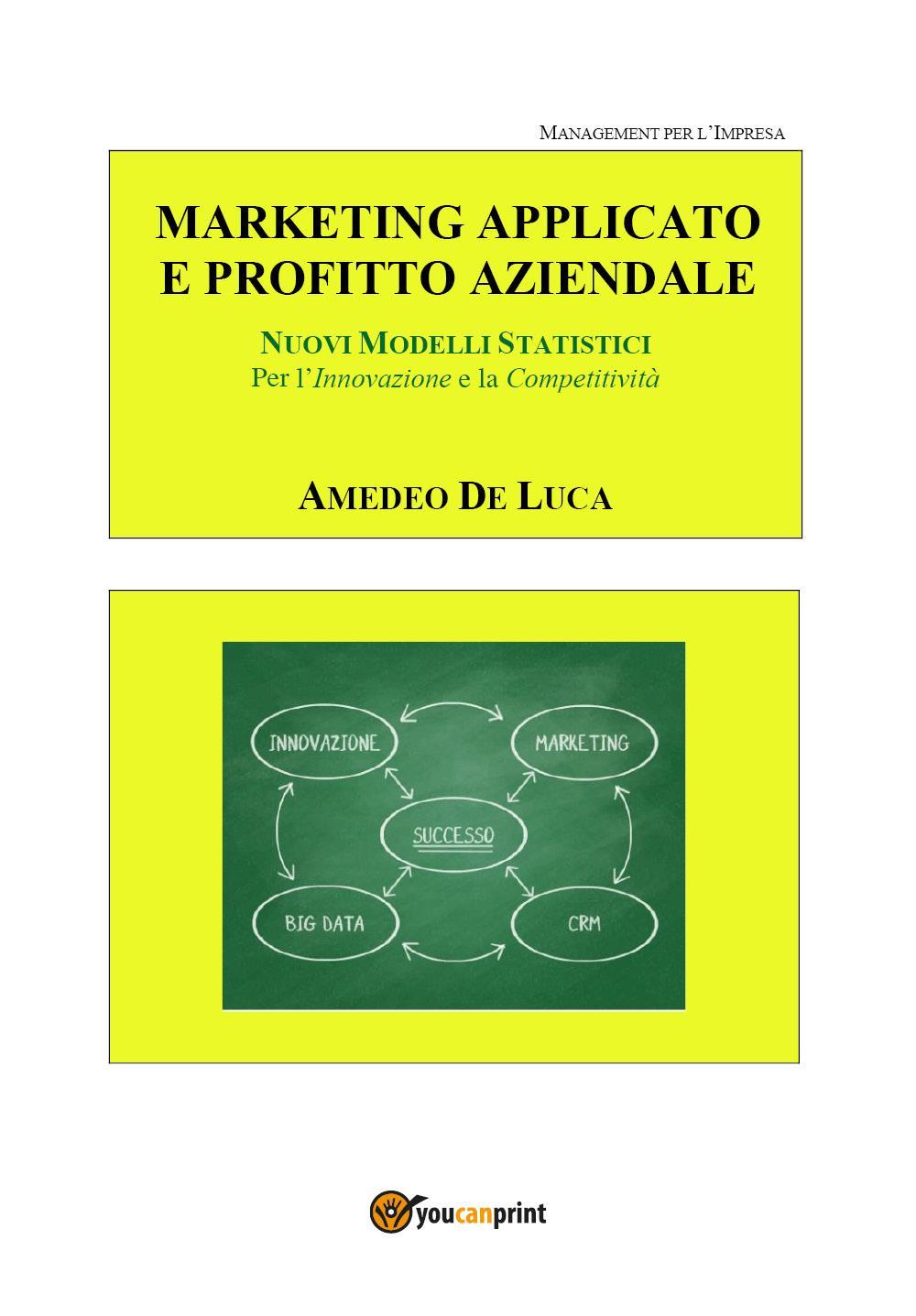 Marketing Applicato: moderni metodi e strumenti