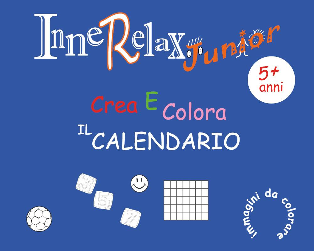 Innerelax Junior - Crea e Colora il Calendario