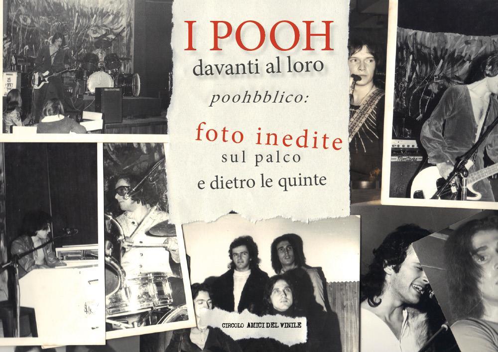 I Pooh davanti al loro poohbblico: foto inedite sul palco e dietro le quinte