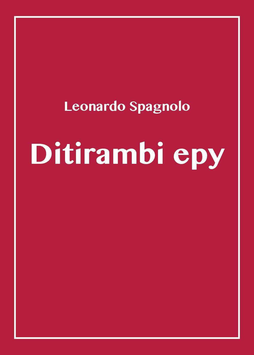 Ditirambi epy