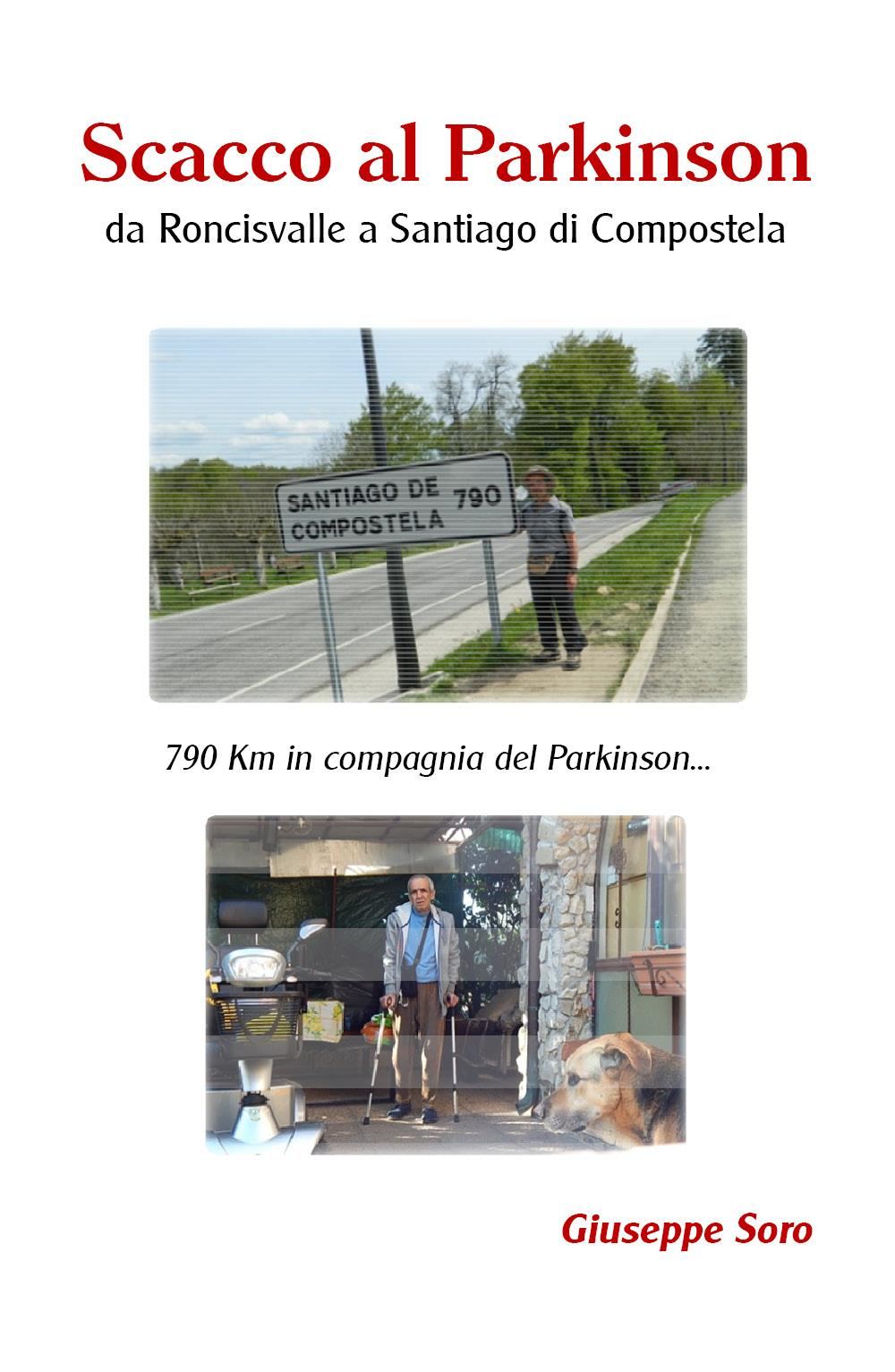 Scacco al Parkinson - da Roncisvalle a Santiago di Compostela