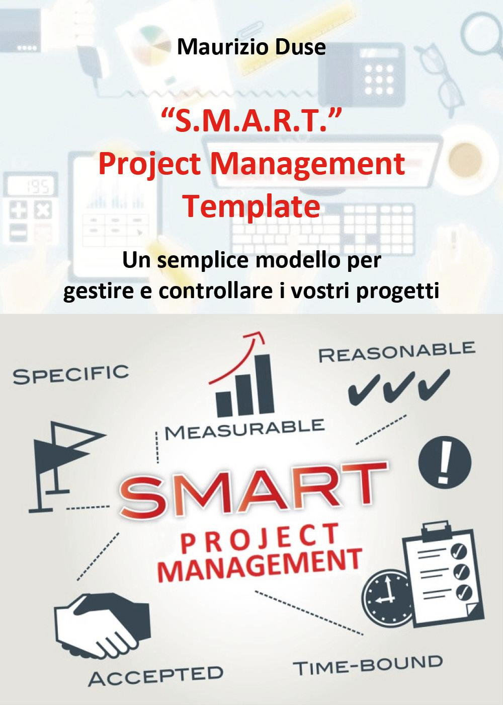 """S.M.A.R.T."" Project Management Template"