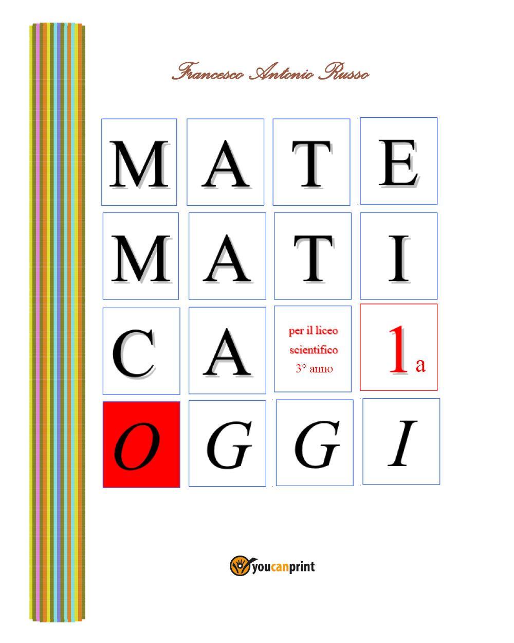 Matematica Oggi - 1a