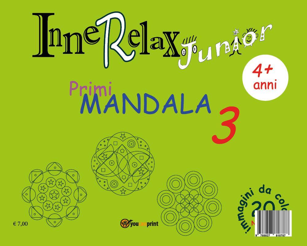 Innerelax Junior - Primi Mandala 3