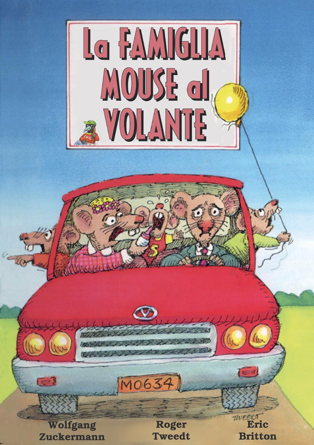 La famiglia Mouse al volante