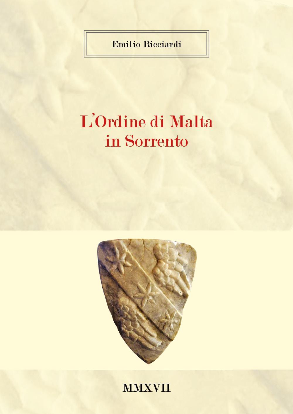 L'Ordine di Malta in Sorrento