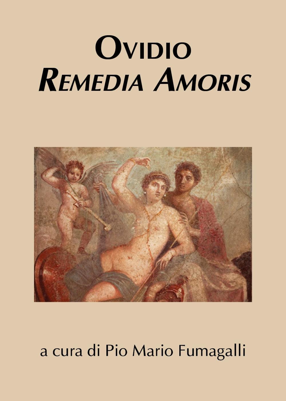 Ovidio. Remedia amoris