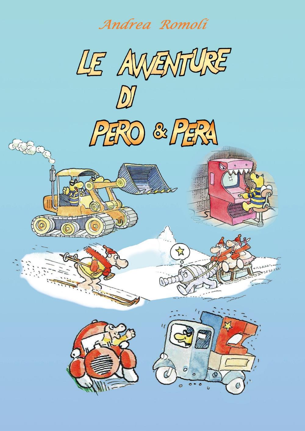Le avventure di Pero & Pera