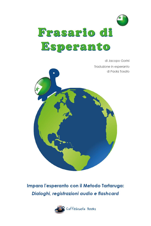 Frasario da viaggio Esperanto-Italiano