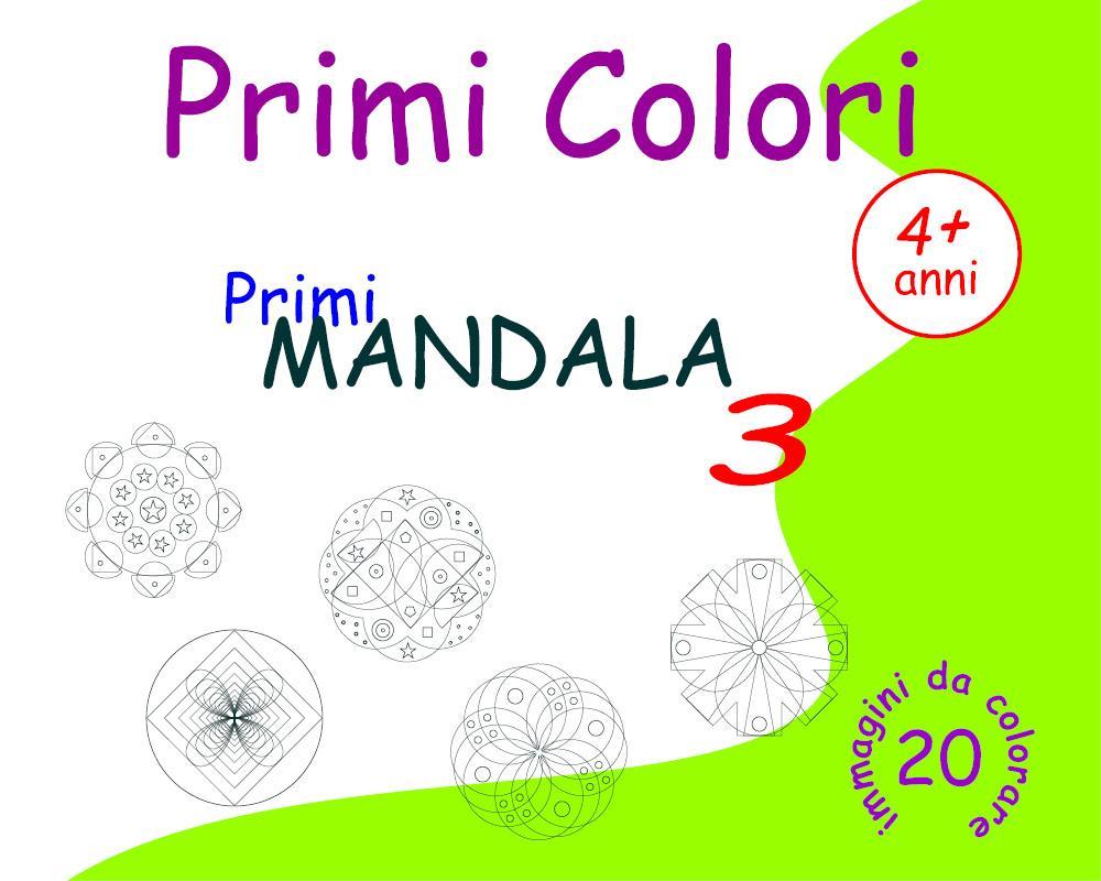 Primi Colori - Primi Mandala 3