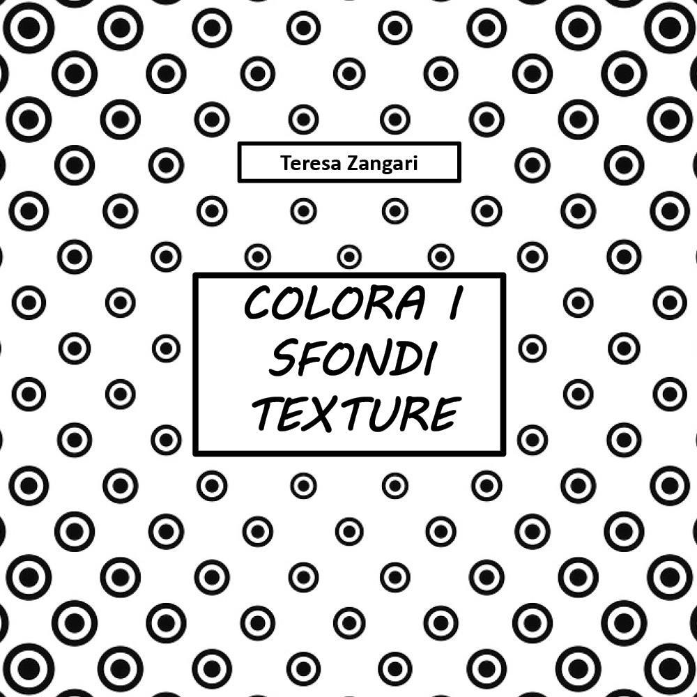 Colora i sfondi texture