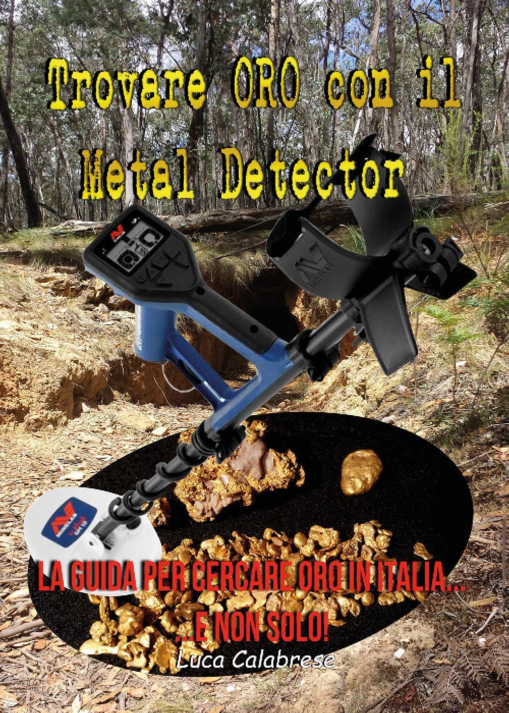 Trovare ORO con il Metal Detector
