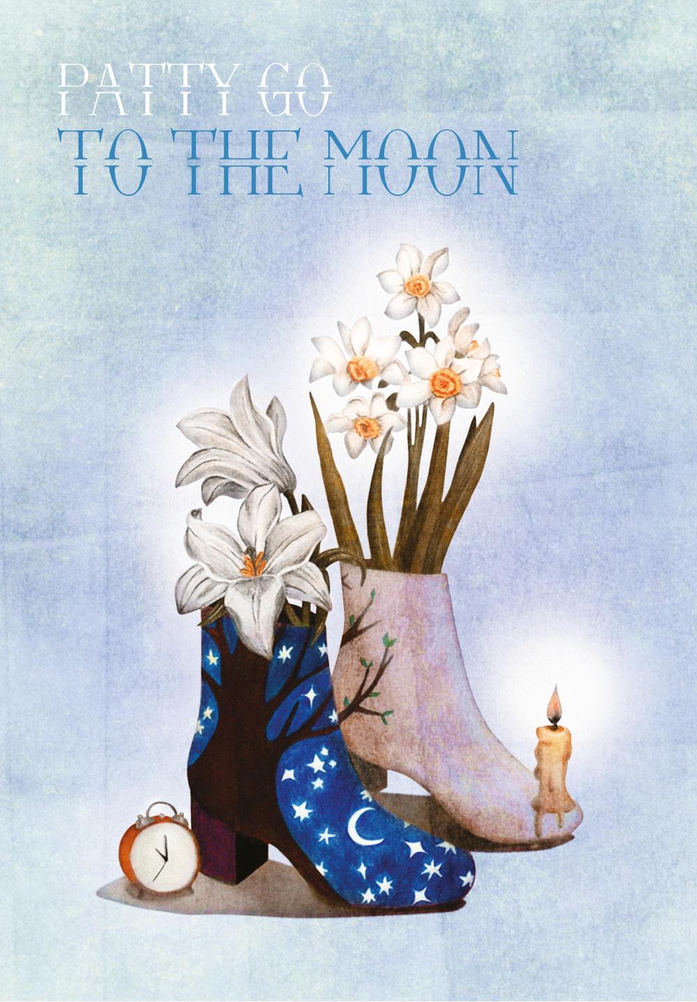 Pat Iorio Autobiografia degli Undici Passi Patty Go To The Moon