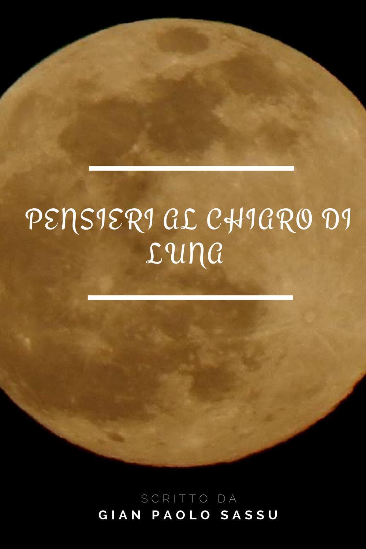 Pensiero al Chiaro di luna