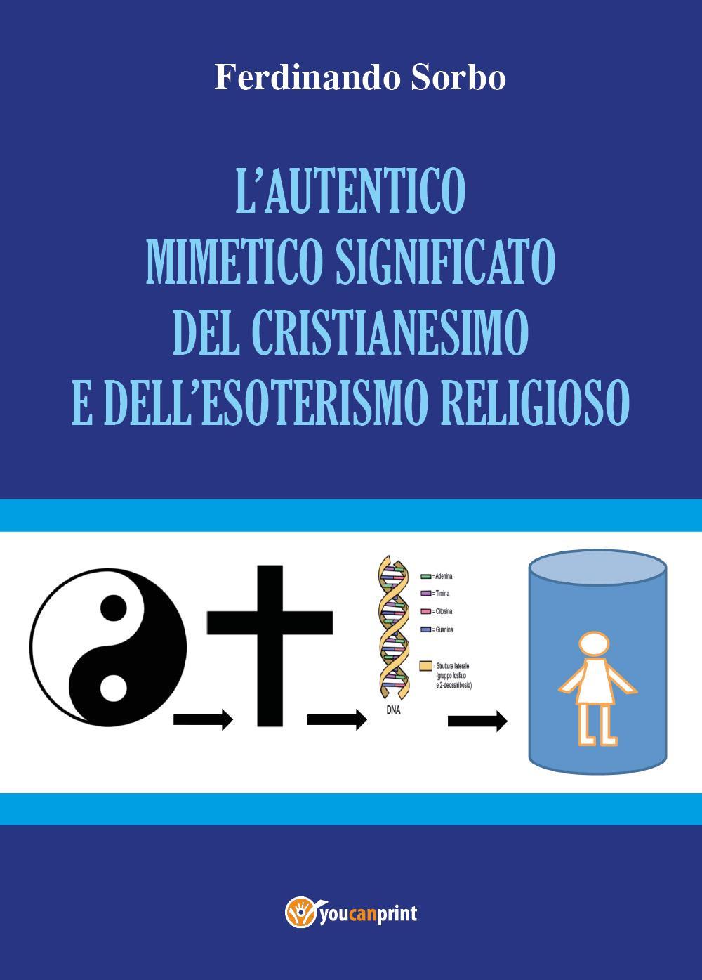 L'autentico mimetico significato del cristianesimo e dell'esoterismo religioso
