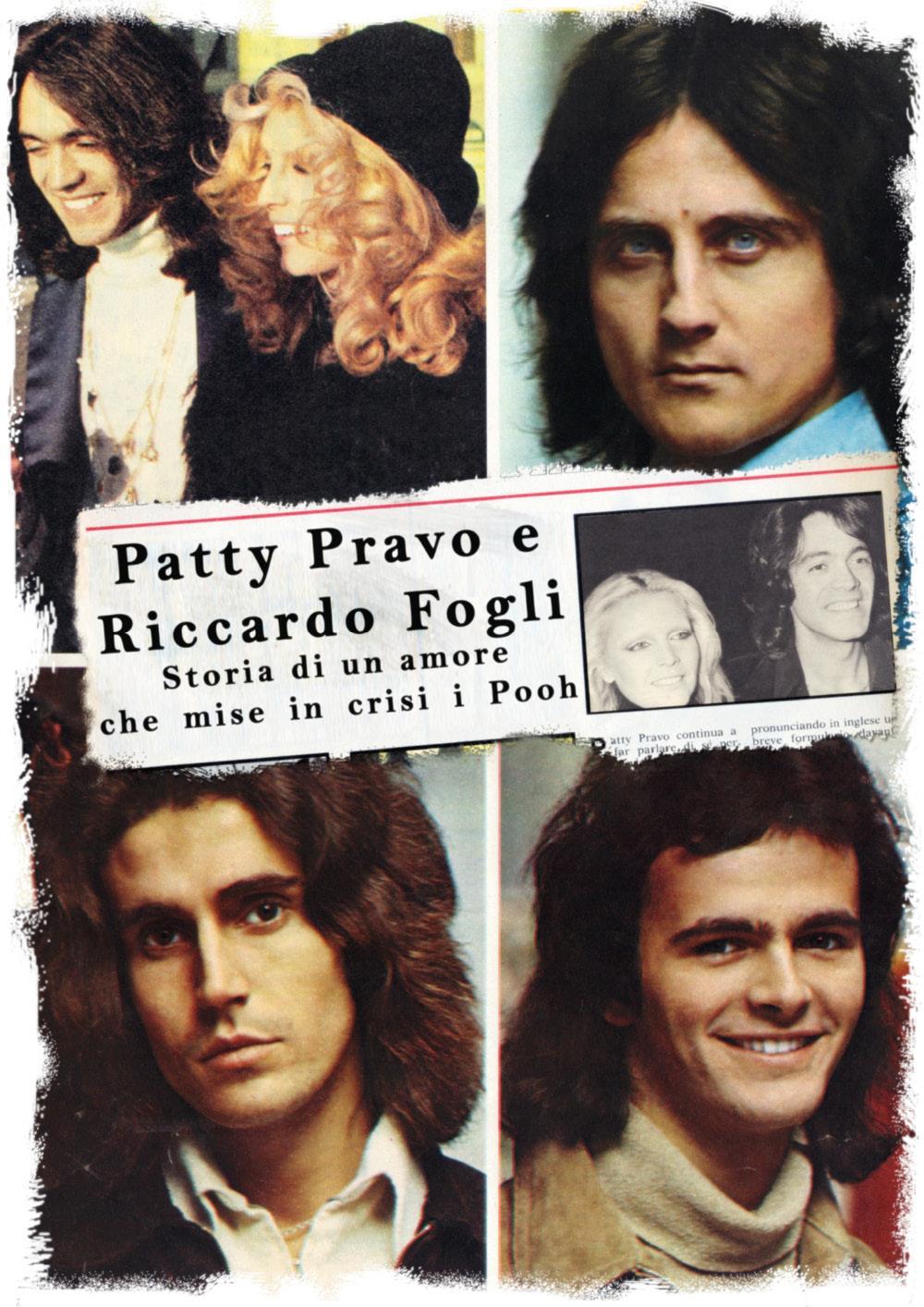 Patty Pravo e Riccardo Fogli - Storia di un amore che mise in crisi i Pooh