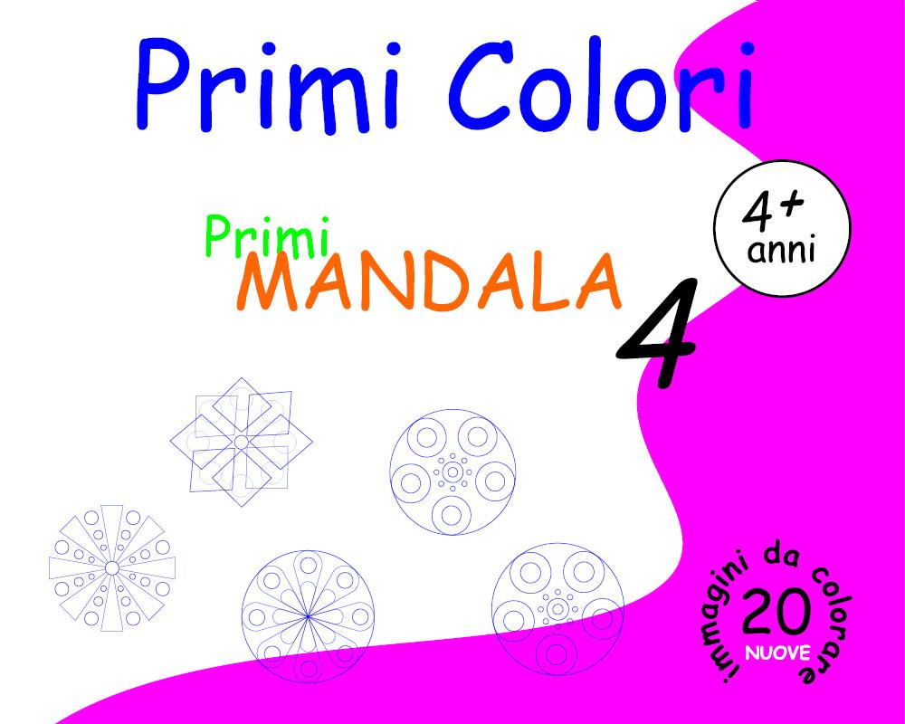 Primi Colori - Primi Mandala 4